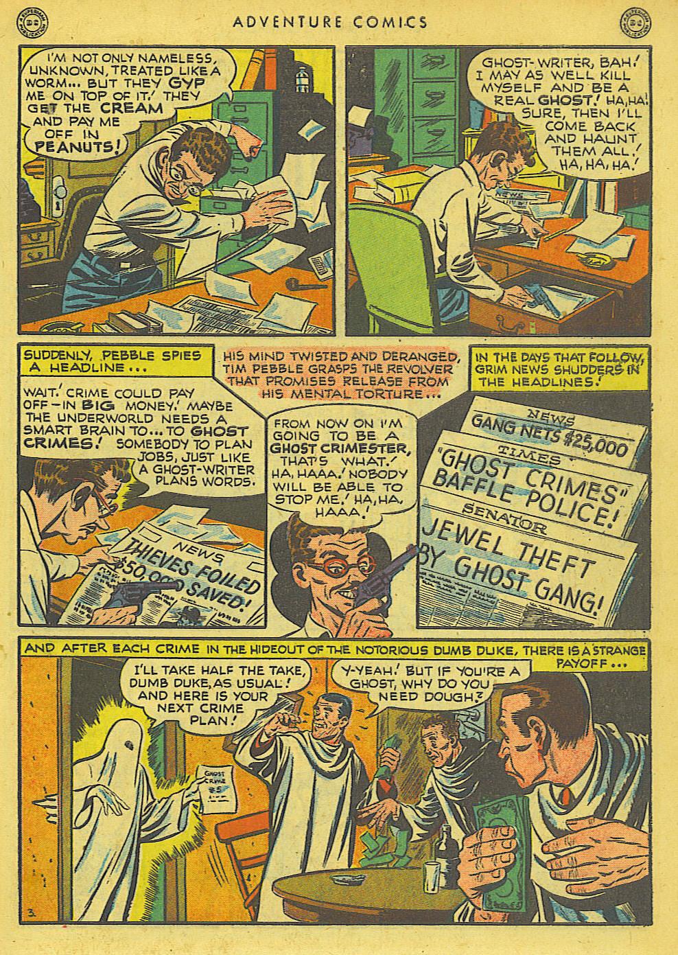 Read online Adventure Comics (1938) comic -  Issue #136 - 41