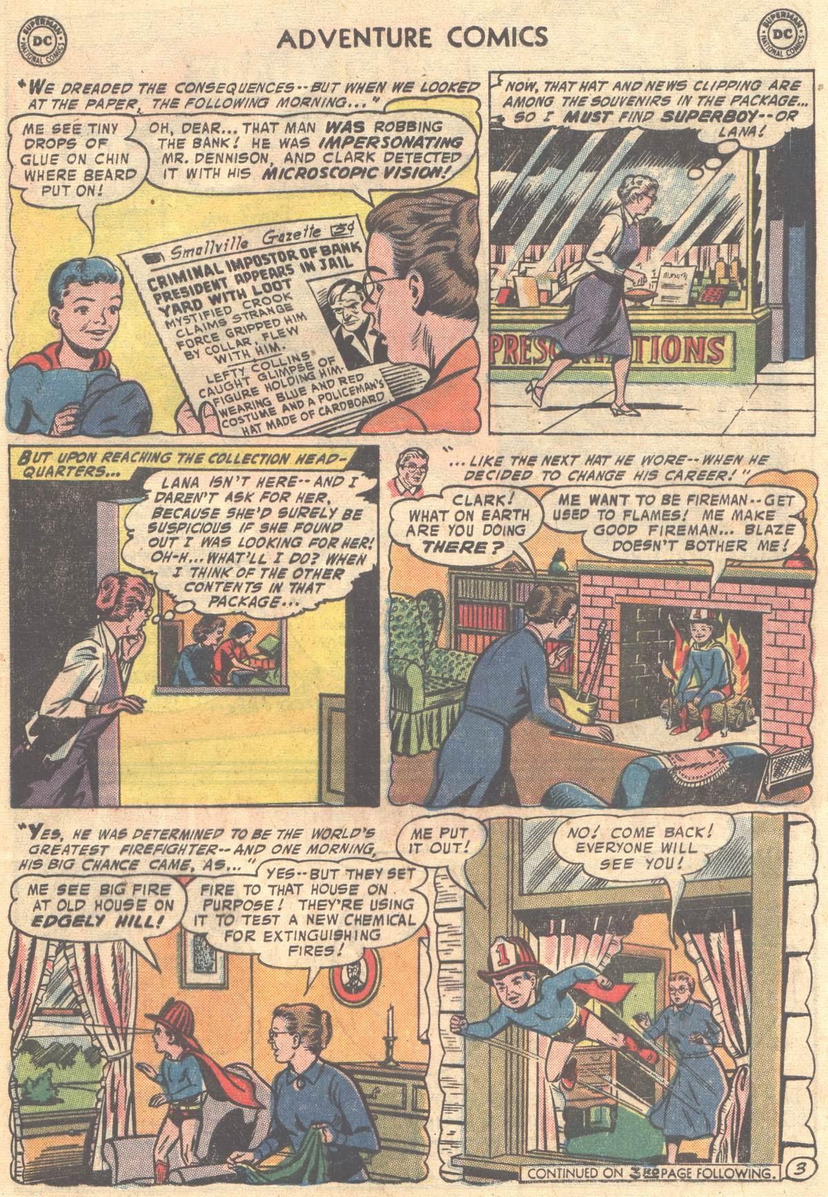 Read online Adventure Comics (1938) comic -  Issue #337 - 25