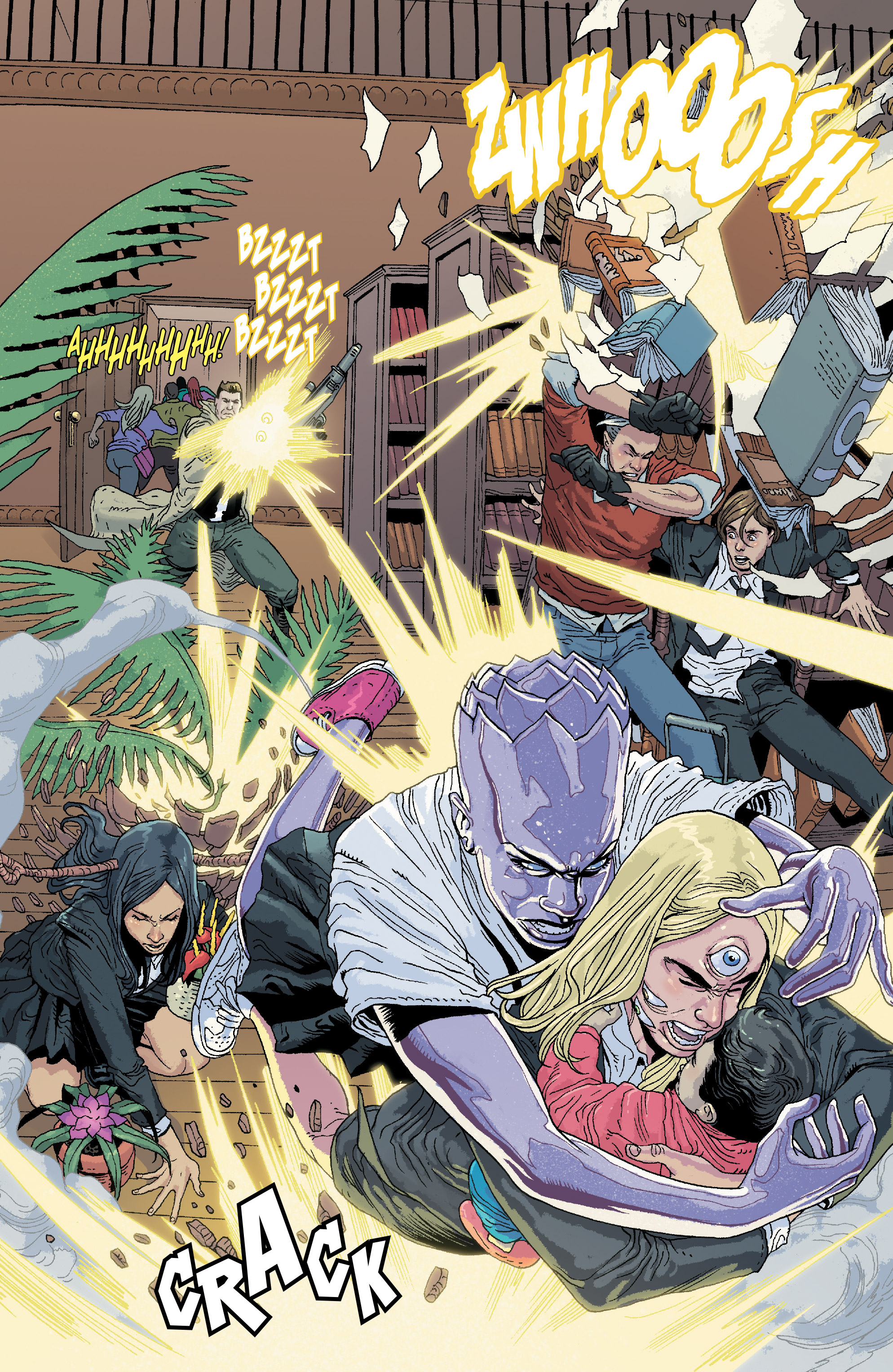 Read online Generation X (2017) comic -  Issue #2 - 16