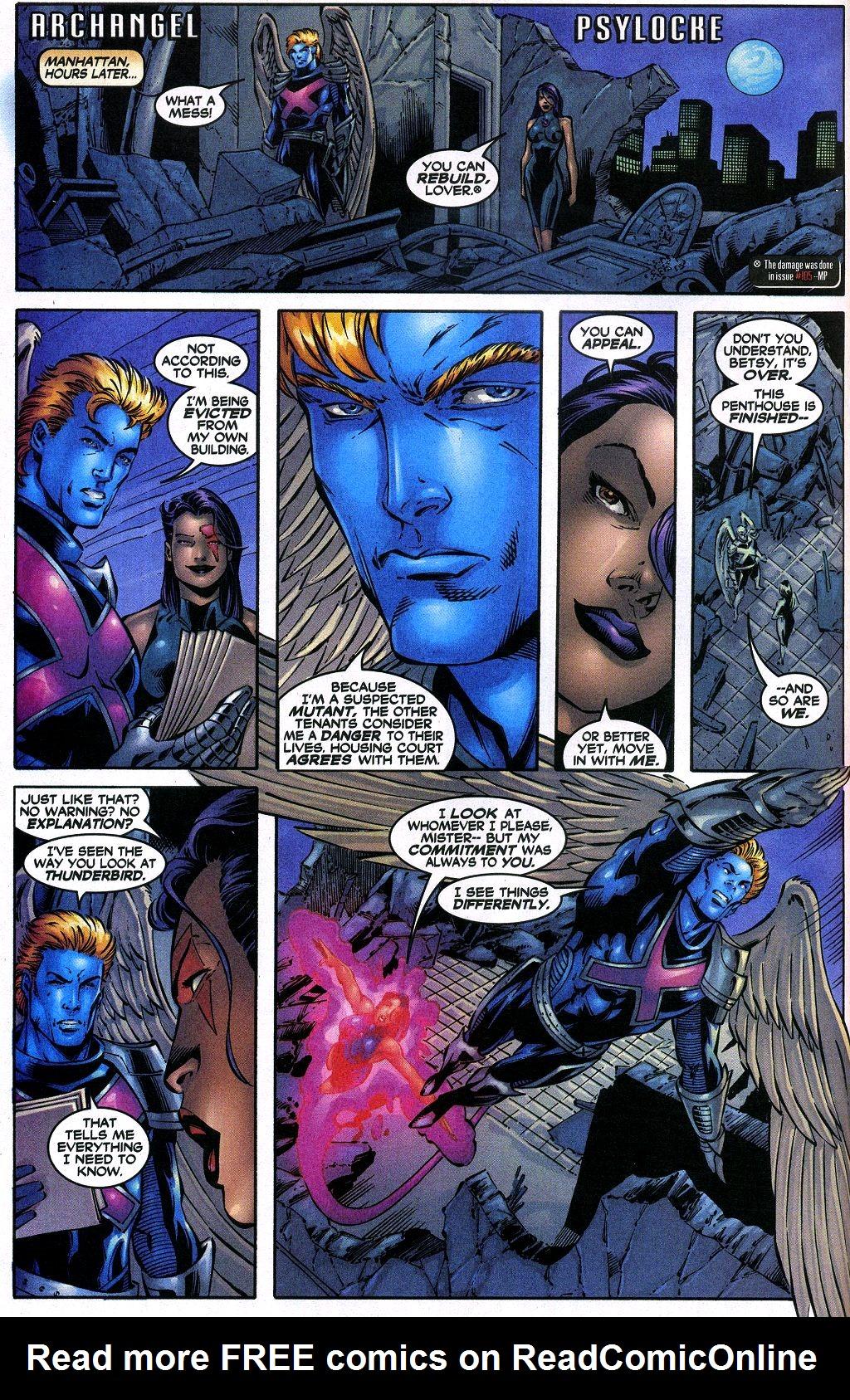 X-Men (1991) 109 Page 12