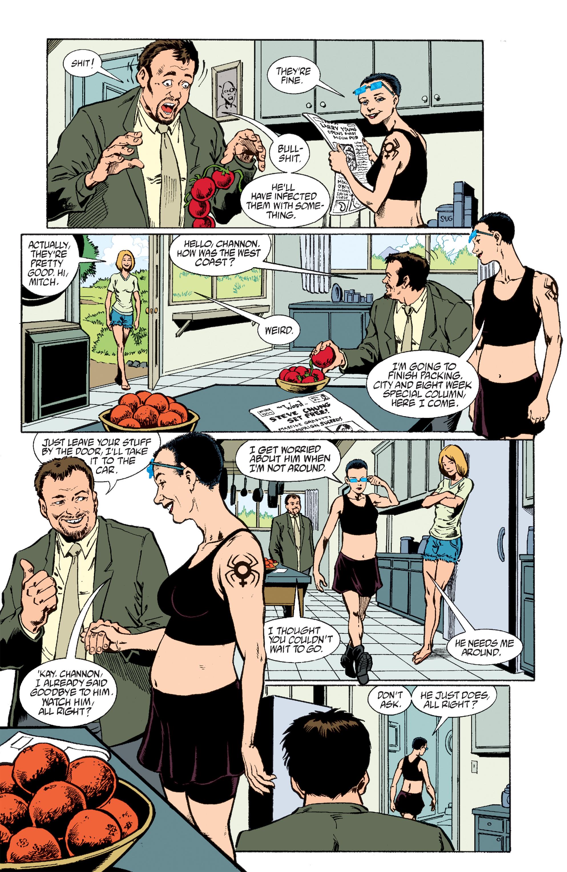 Read online Transmetropolitan comic -  Issue #60 - 8