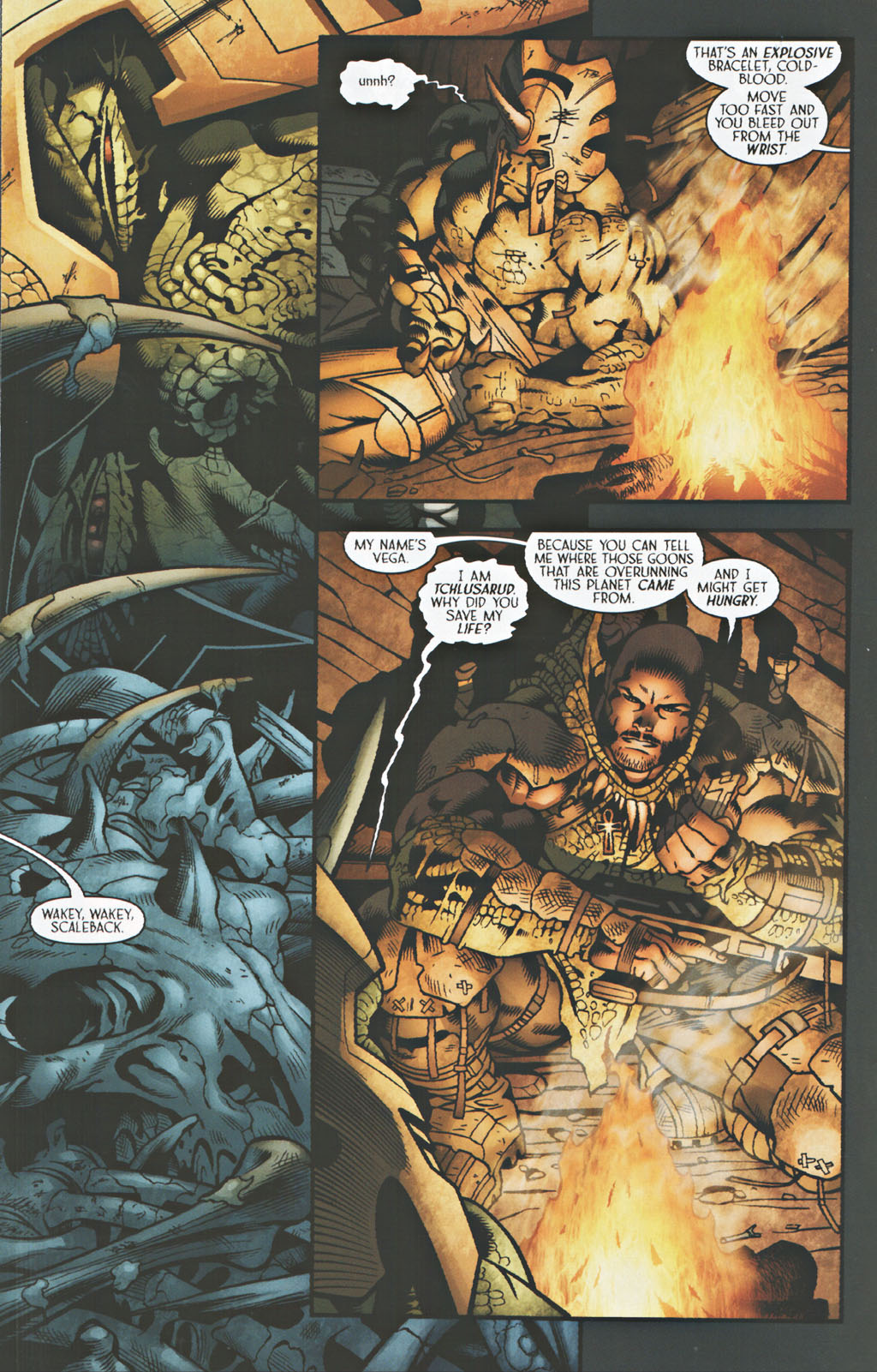 Read online Sigil (2000) comic -  Issue #41 - 15