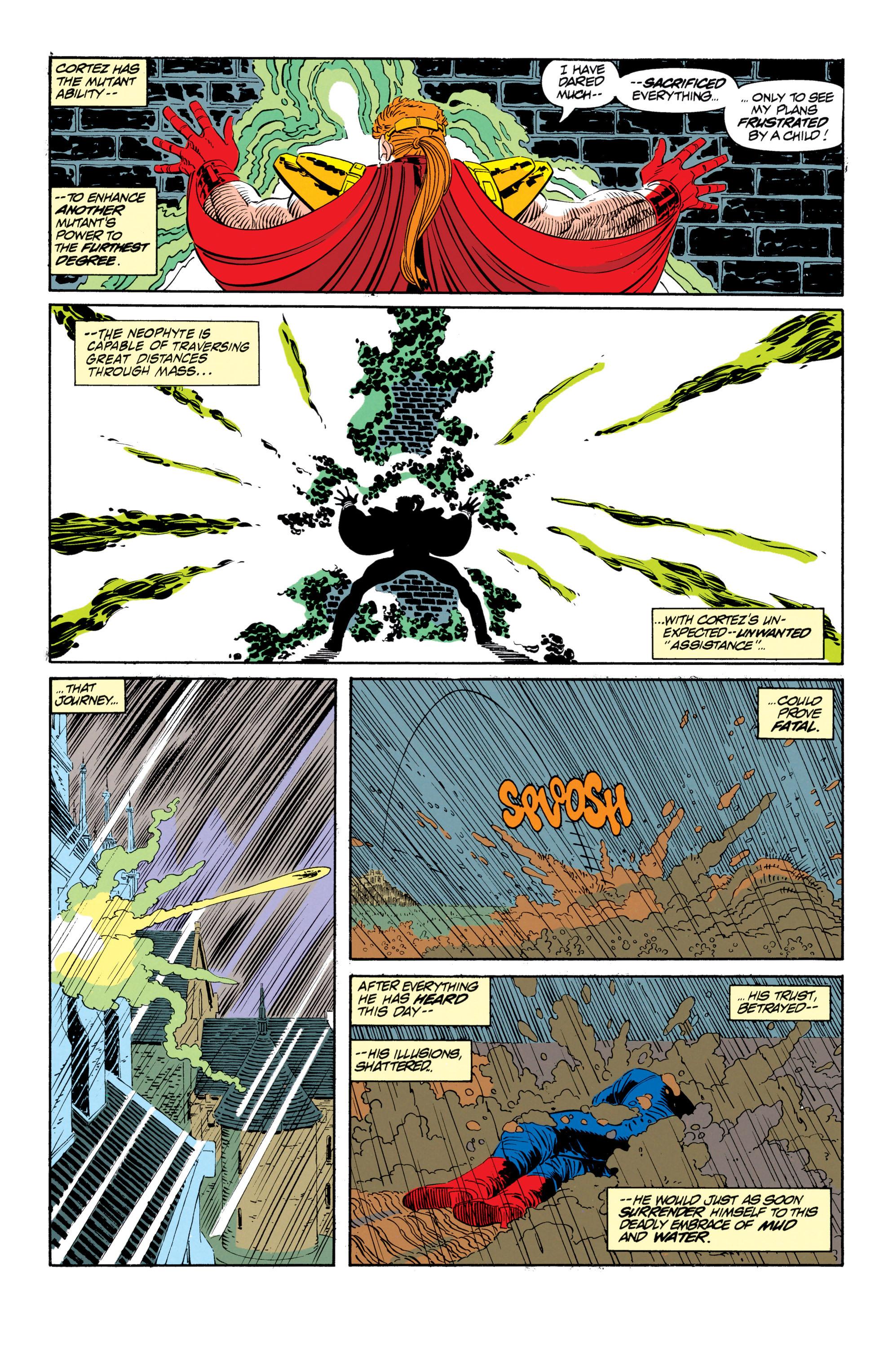 Read online Uncanny X-Men (1963) comic -  Issue #300 - 24