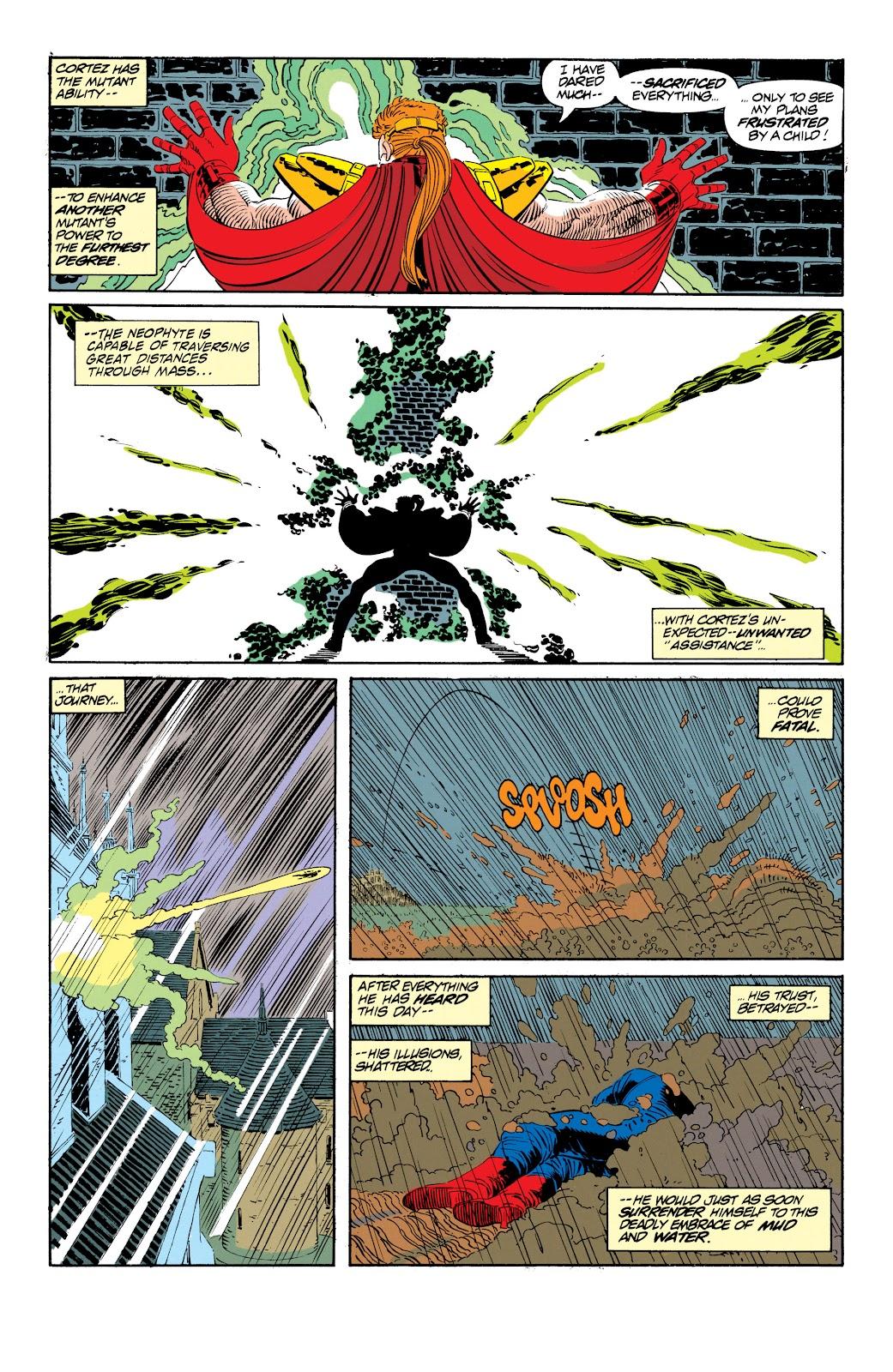 Uncanny X-Men (1963) issue 300 - Page 24