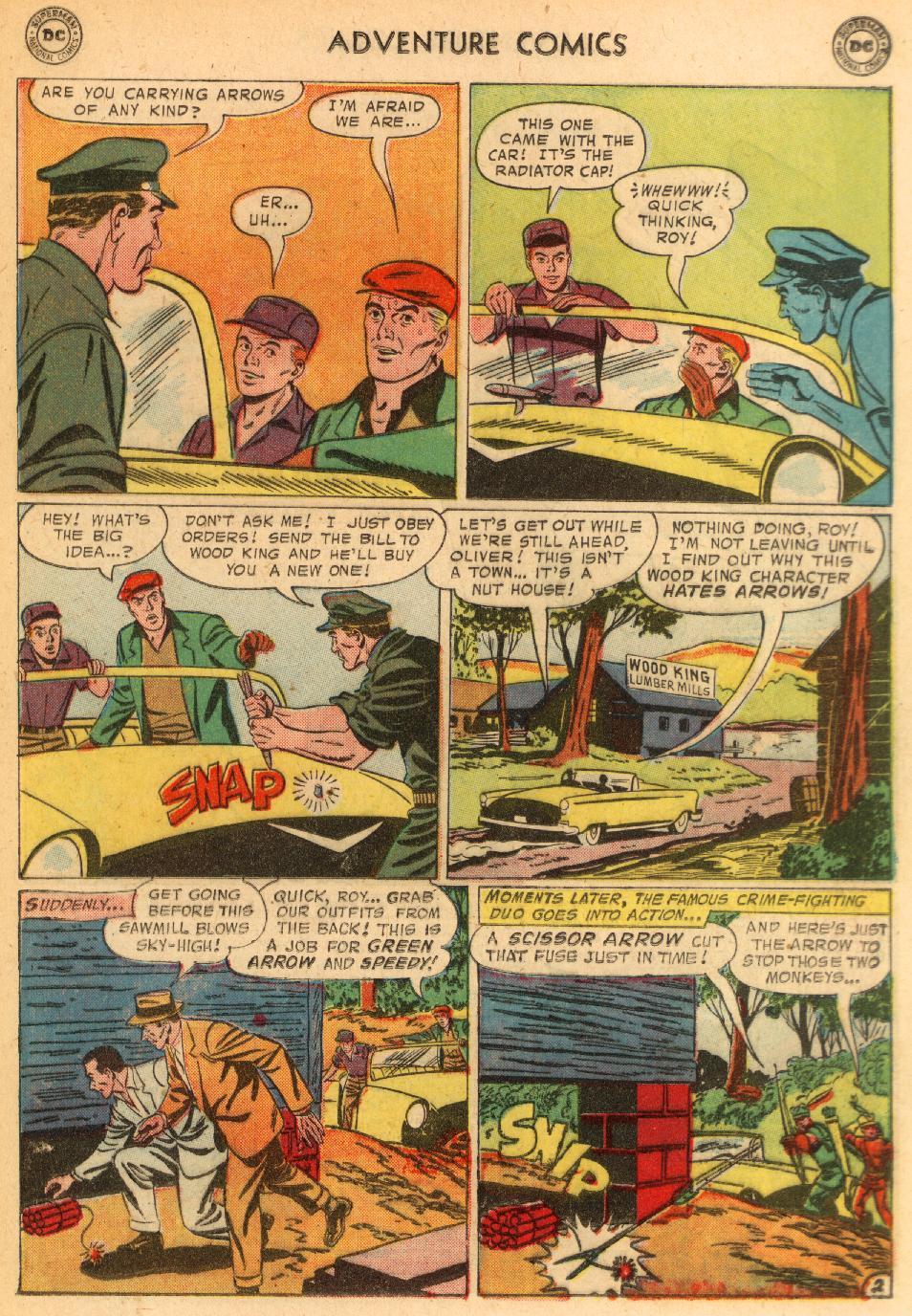Read online Adventure Comics (1938) comic -  Issue #249 - 19