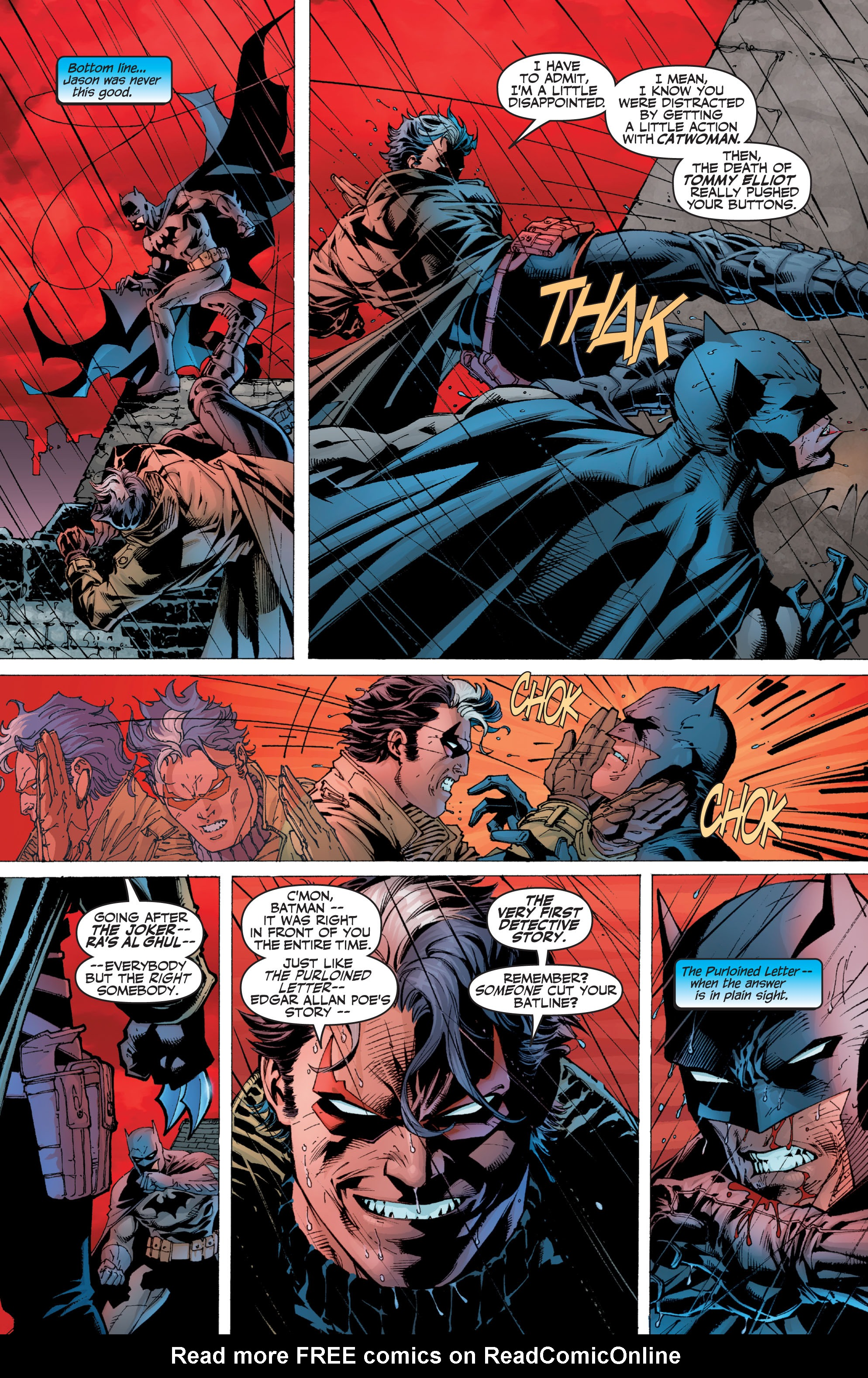 Read online Batman: Under The Red Hood comic -  Issue # Full - 371
