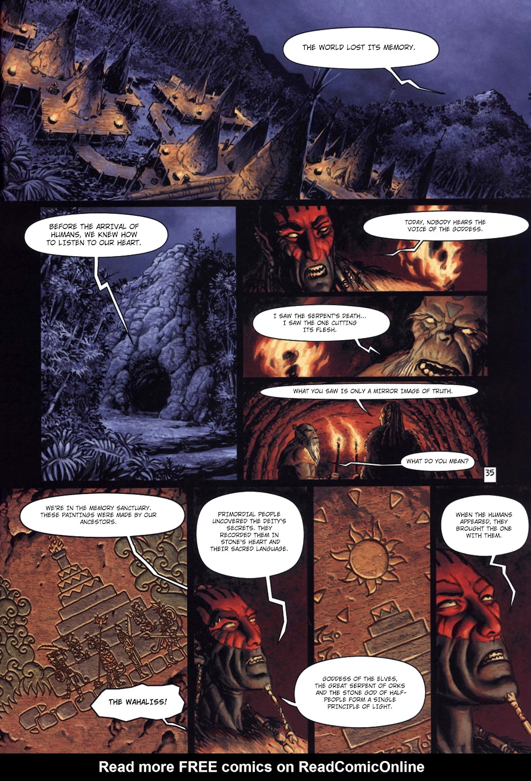 Read online Orks comic -  Issue #2 - 38
