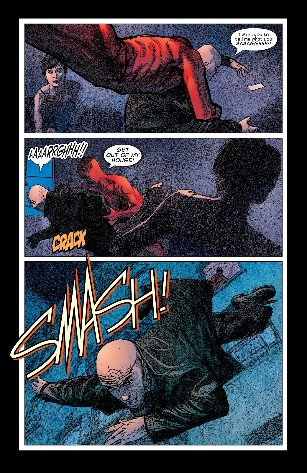 Read online Daredevil (1998) comic -  Issue # _Ultimate_Collection TPB 2 (Part 2) - 92