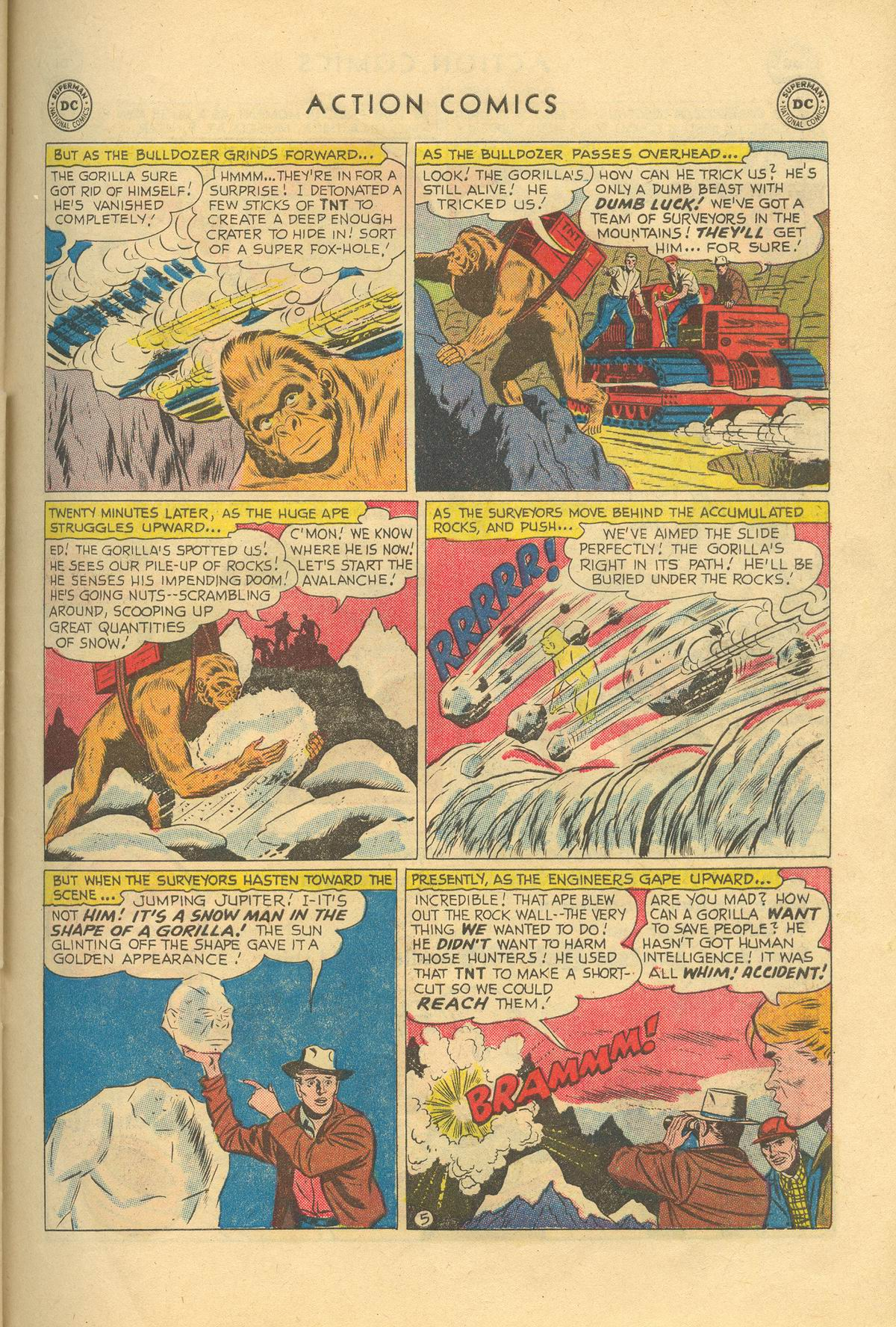Read online Action Comics (1938) comic -  Issue #249 - 23