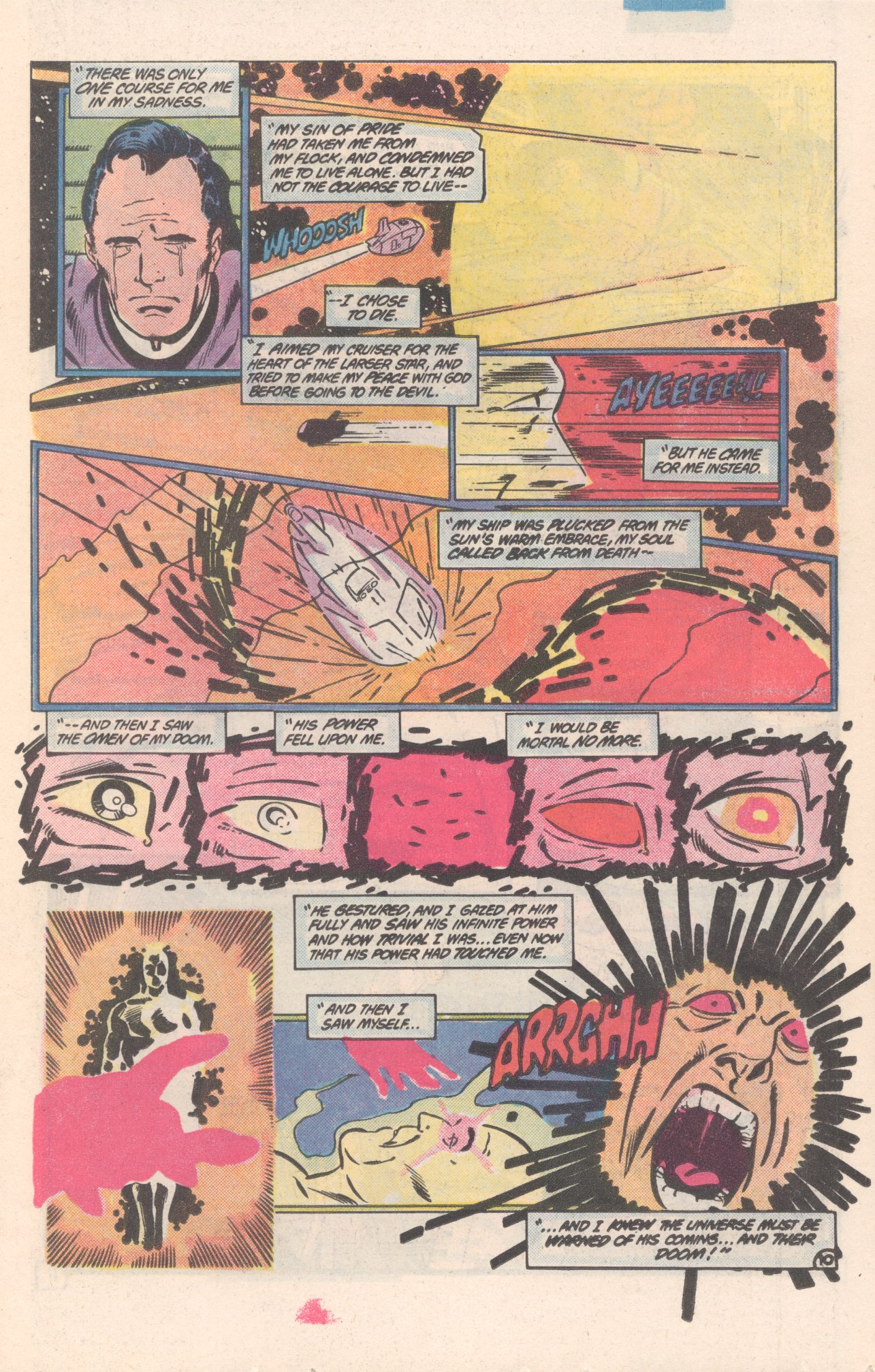 Legion of Super-Heroes (1980) 308 Page 10