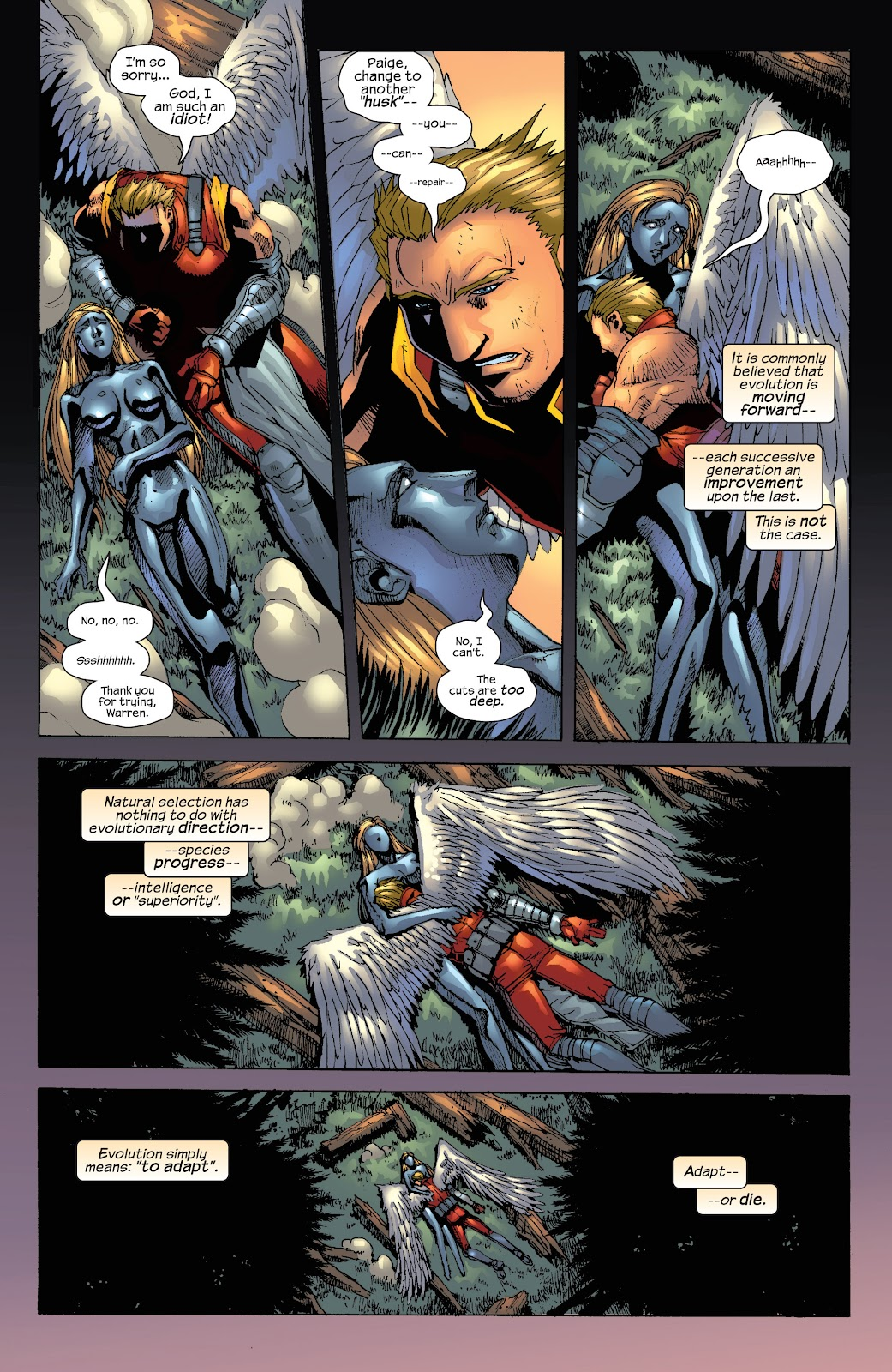 Uncanny X-Men (1963) issue 418 - Page 21