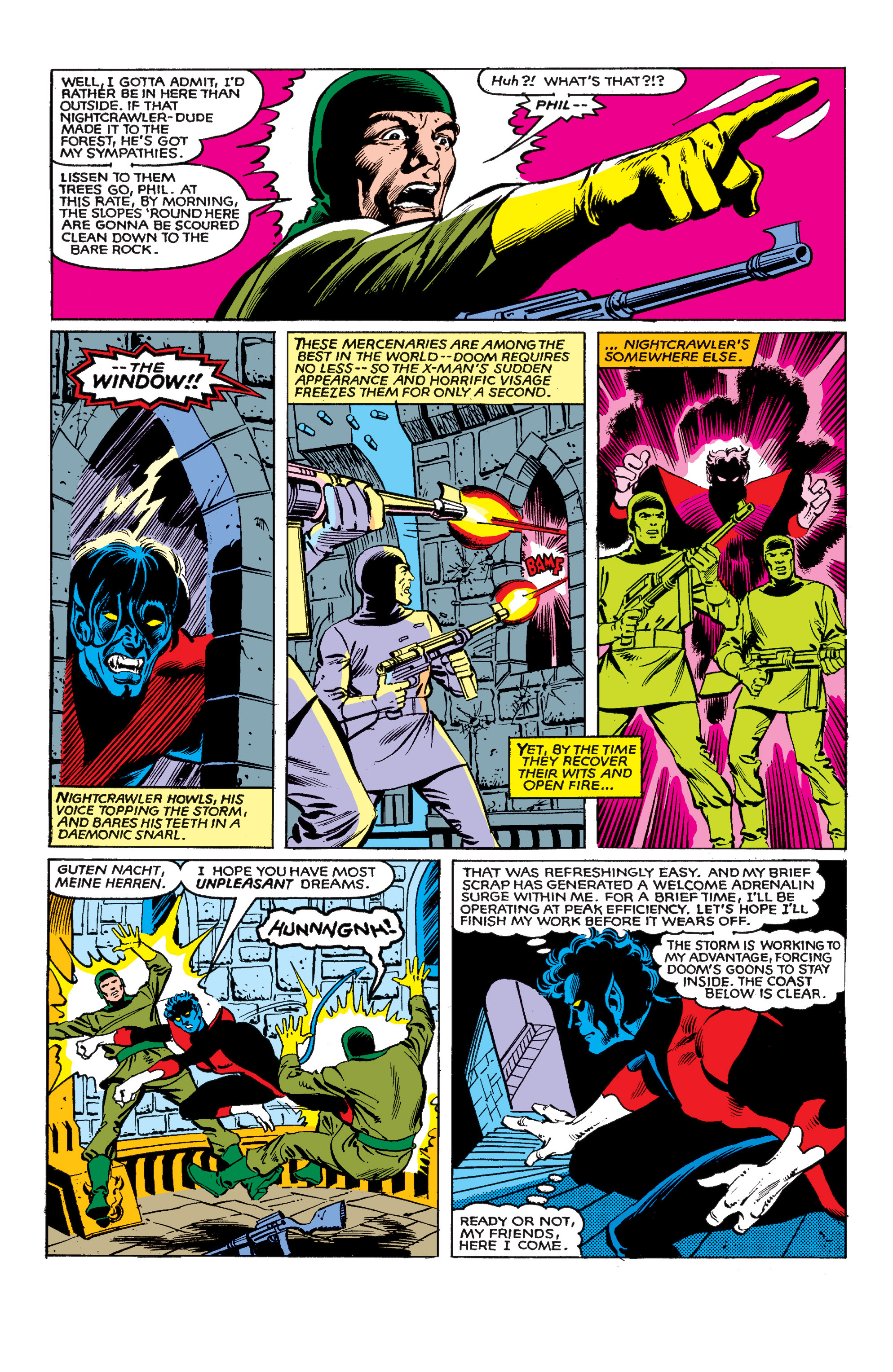 Read online Uncanny X-Men (1963) comic -  Issue #147 - 8