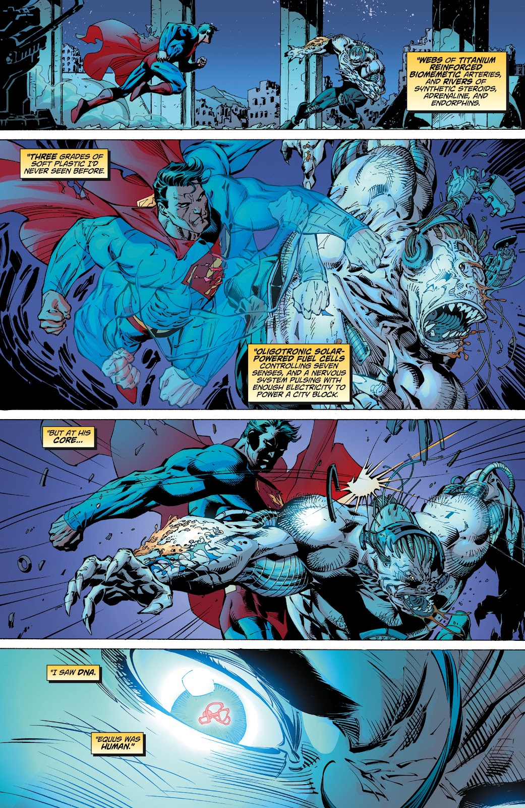 Read online Superman: For Tomorrow comic -  Issue # TPB (Part 1) - 100