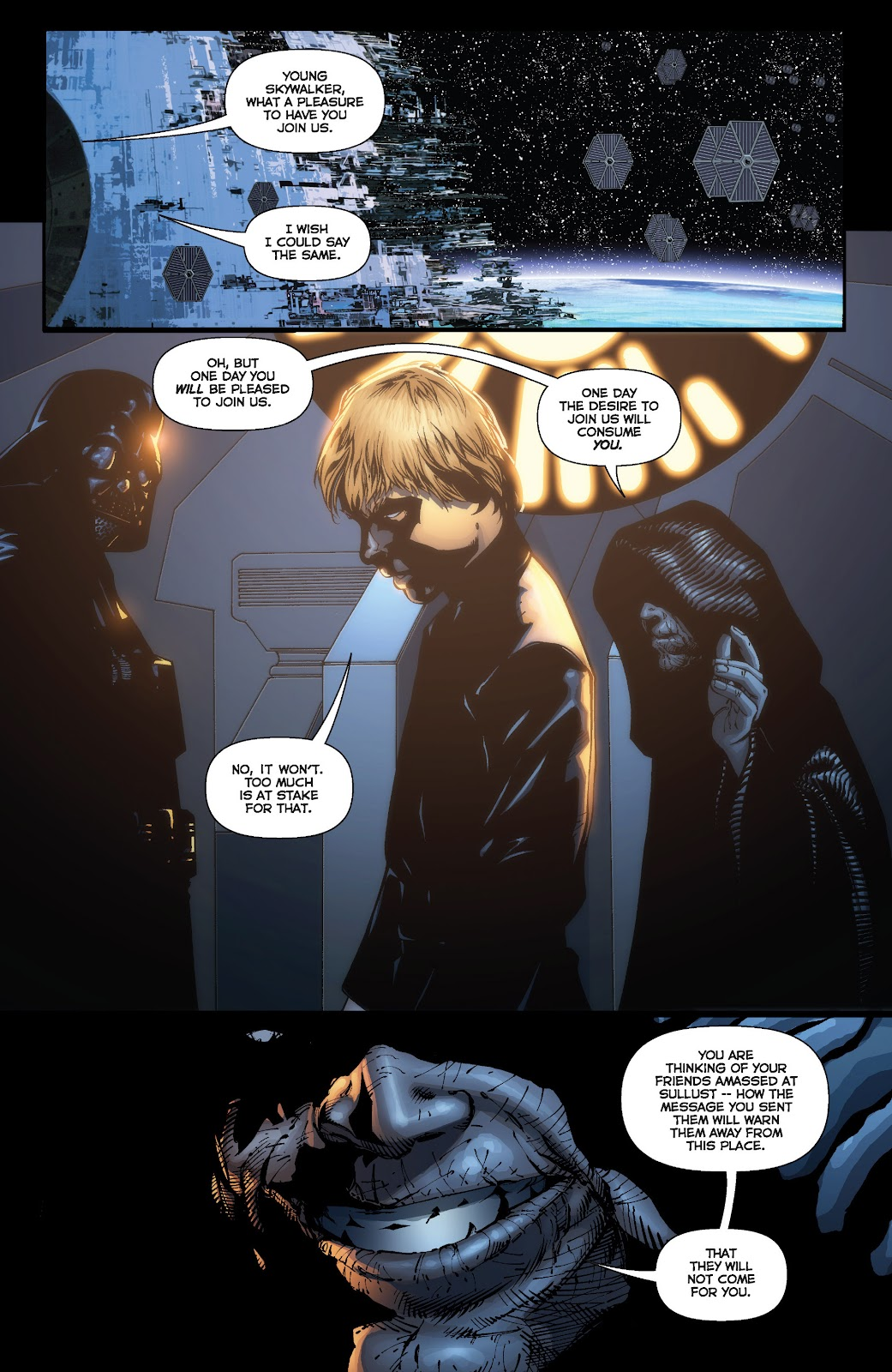 Read online Star Wars Legends: Infinities - Epic Collection comic -  Issue # TPB (Part 3) - 45