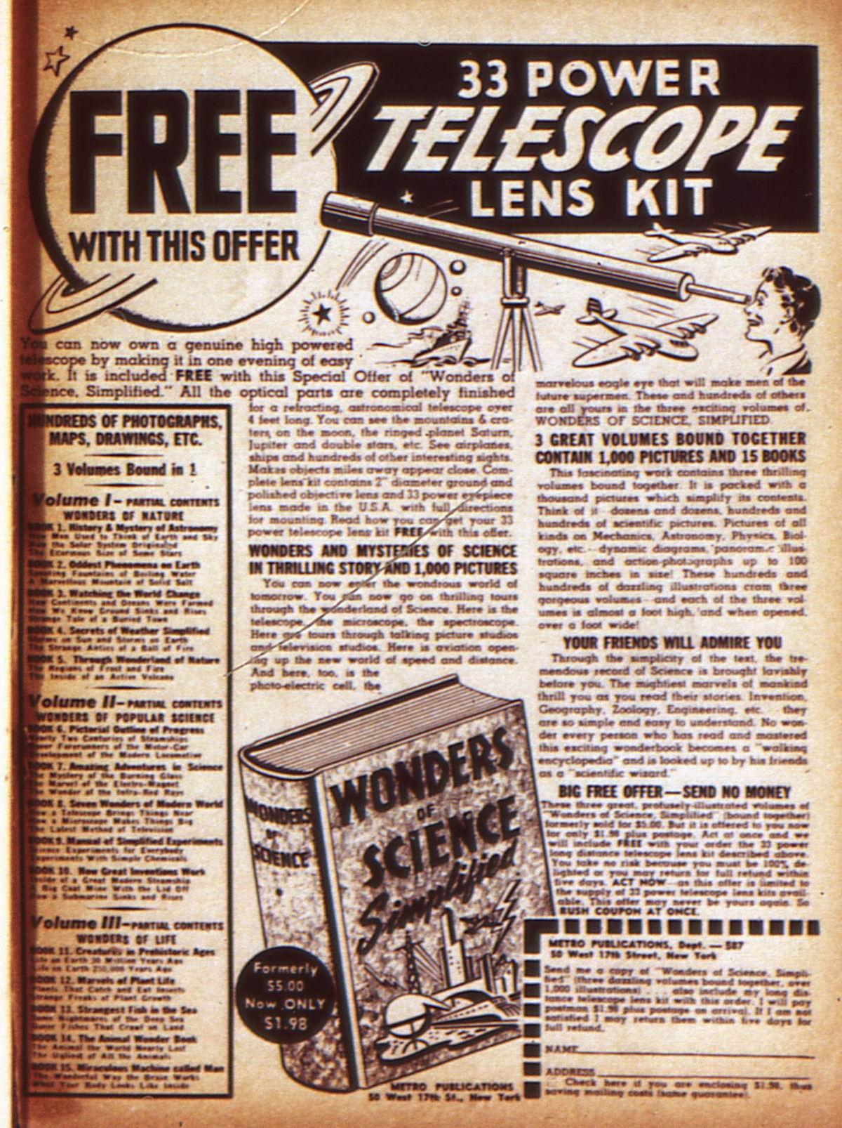 Read online Adventure Comics (1938) comic -  Issue #85 - 67