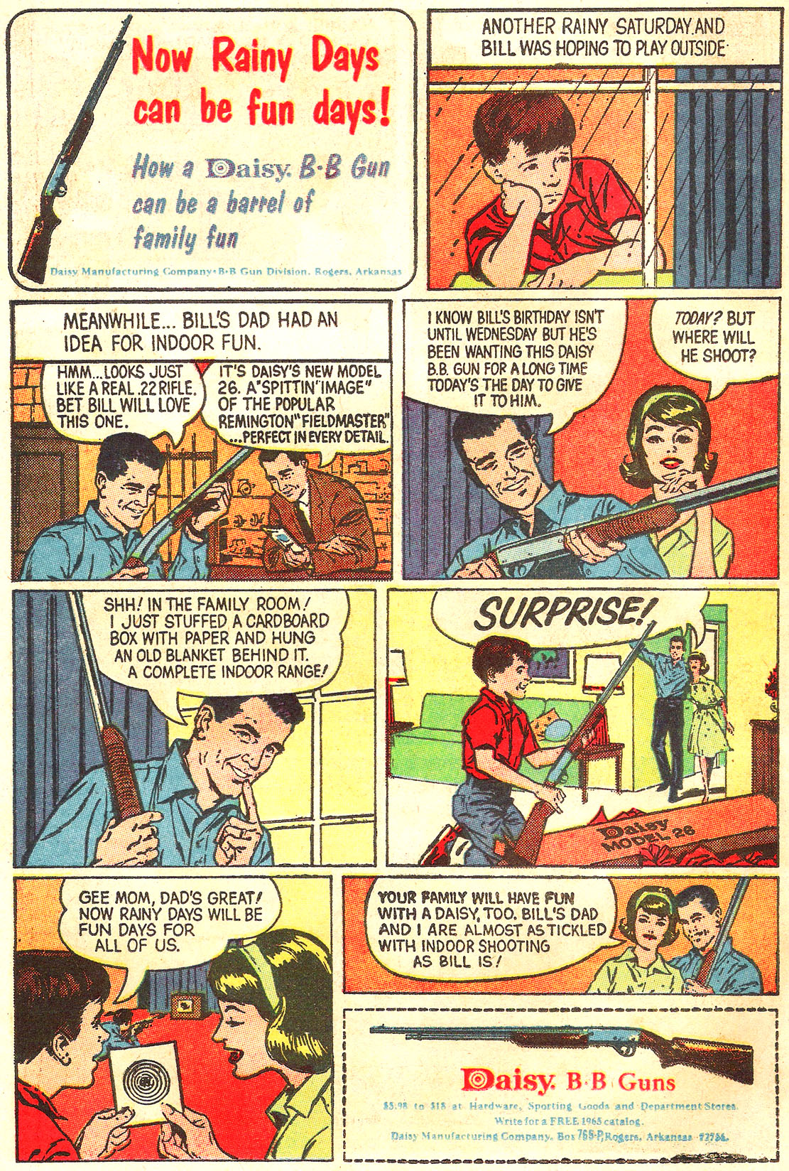 Read online Archie (1960) comic -  Issue #157 - 34