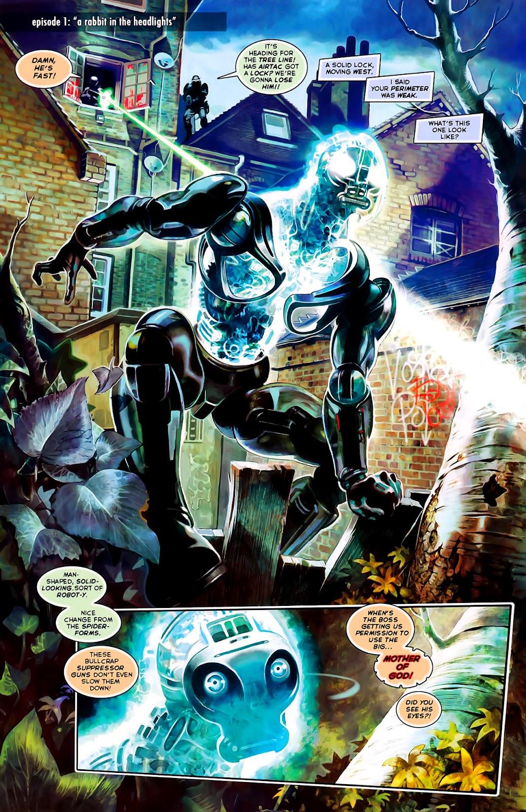 Read online After Dark comic -  Issue #0 - 21