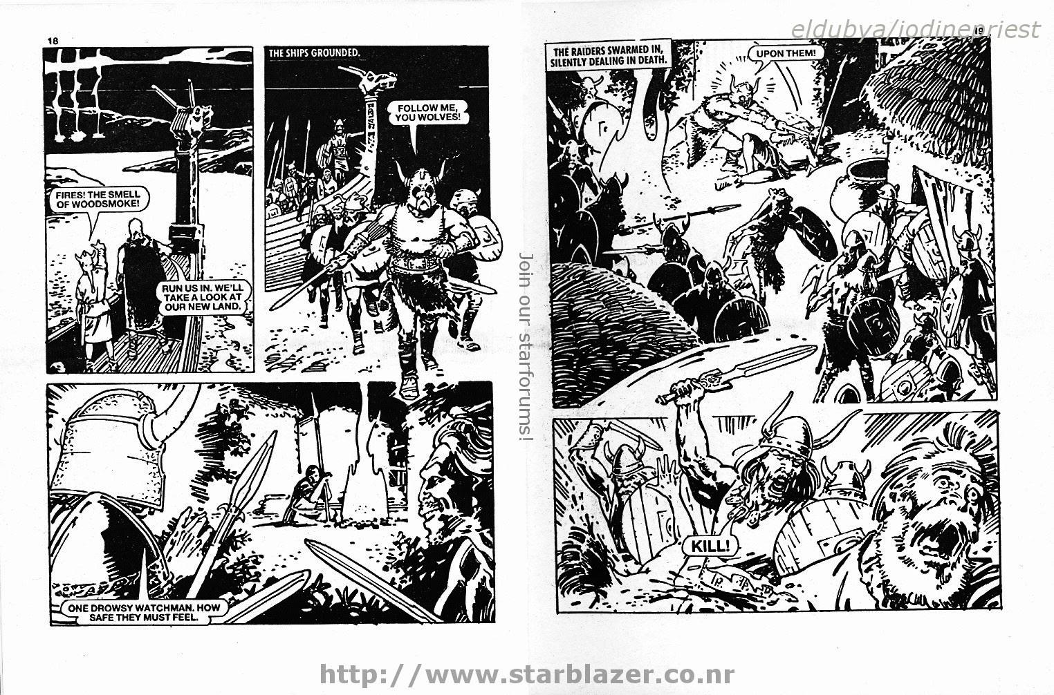 Starblazer issue 281 - Page 11