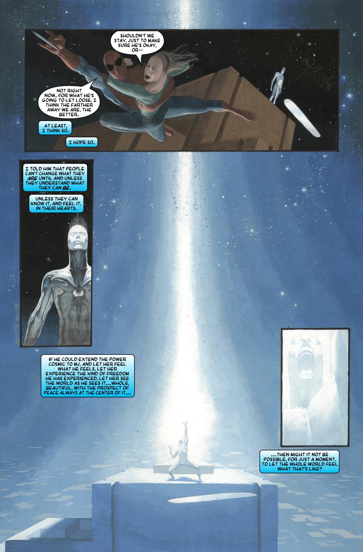 Read online Silver Surfer: Requiem comic -  Issue #2 - 21