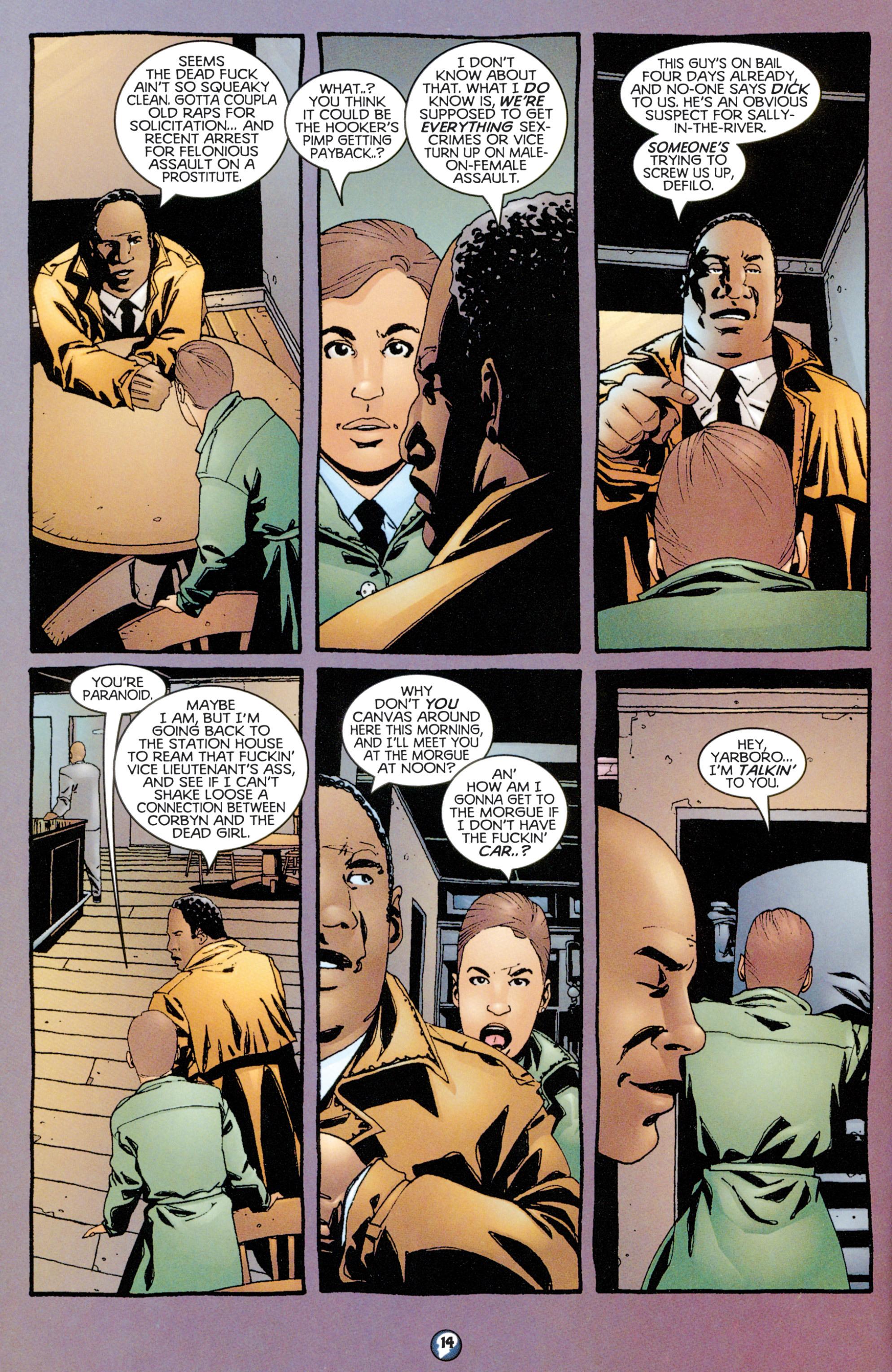 Read online Shadowman (1997) comic -  Issue #9 - 12