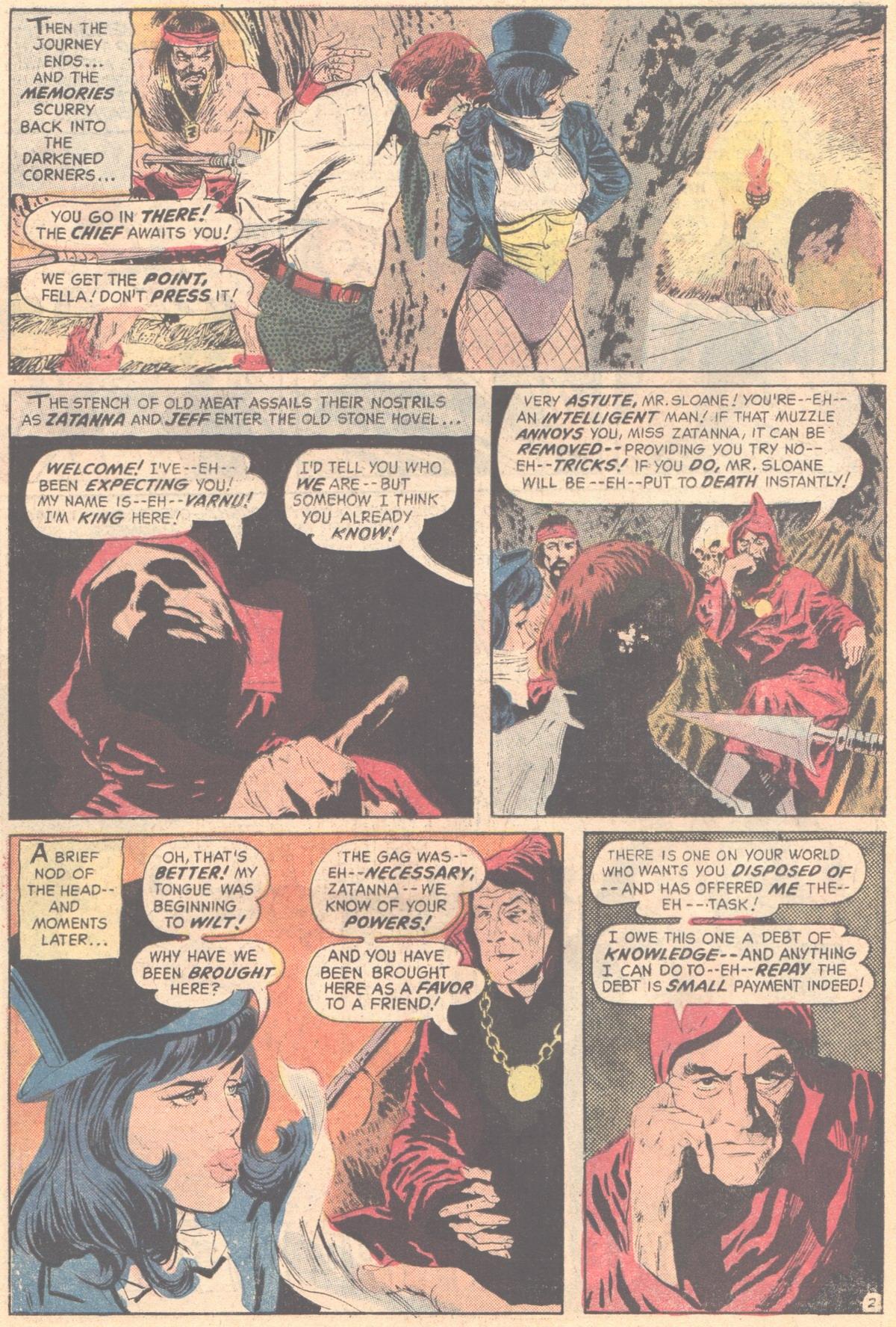Read online Adventure Comics (1938) comic -  Issue #414 - 14