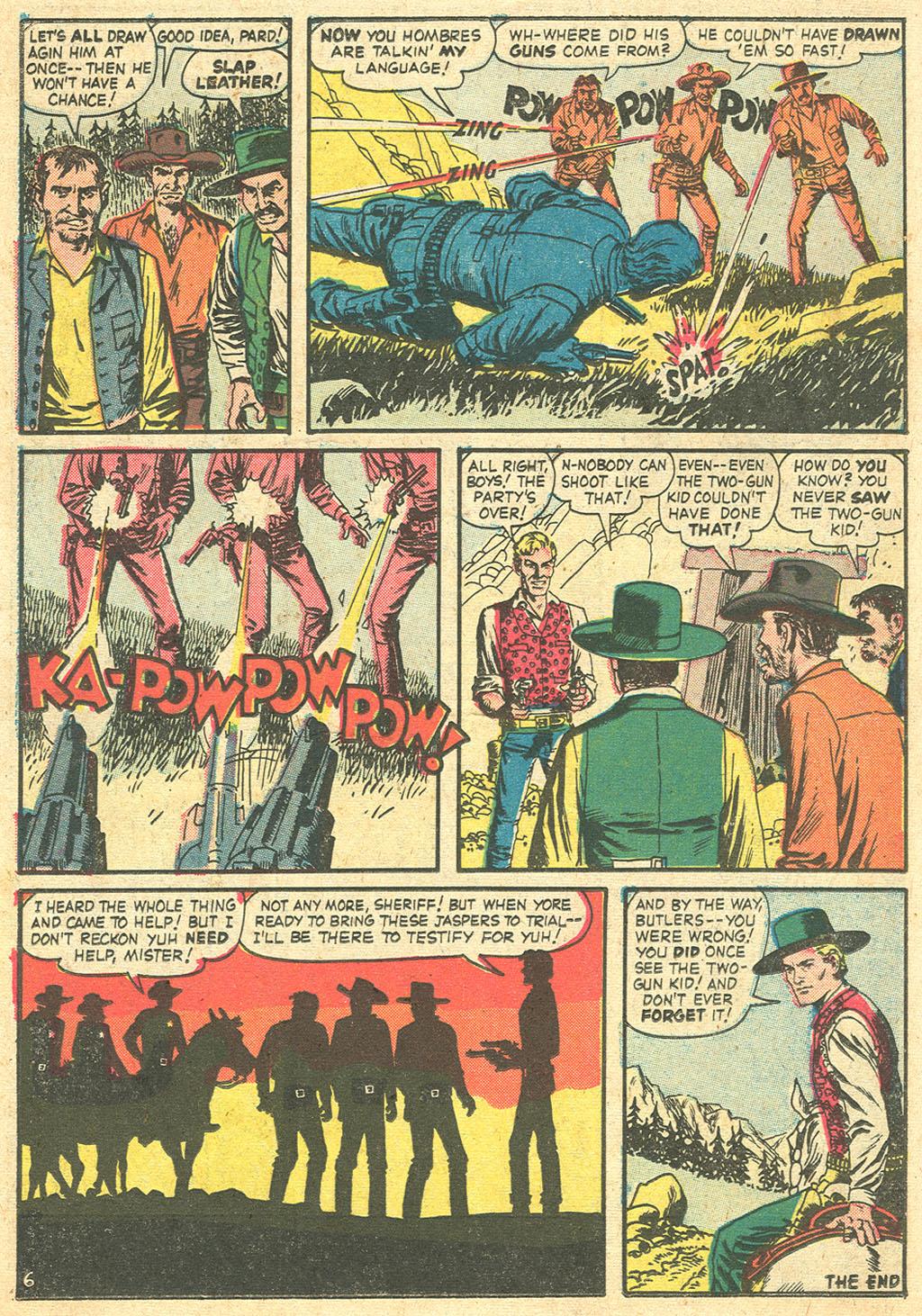 Read online Two-Gun Kid comic -  Issue #55 - 18