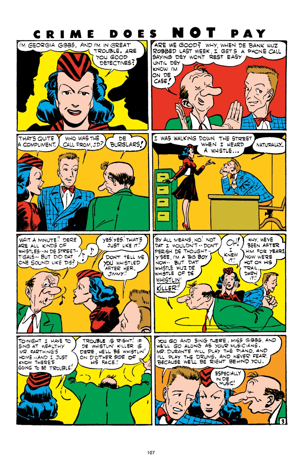 Read online Crime Does Not Pay Archives comic -  Issue # TPB 4 (Part 2) - 7