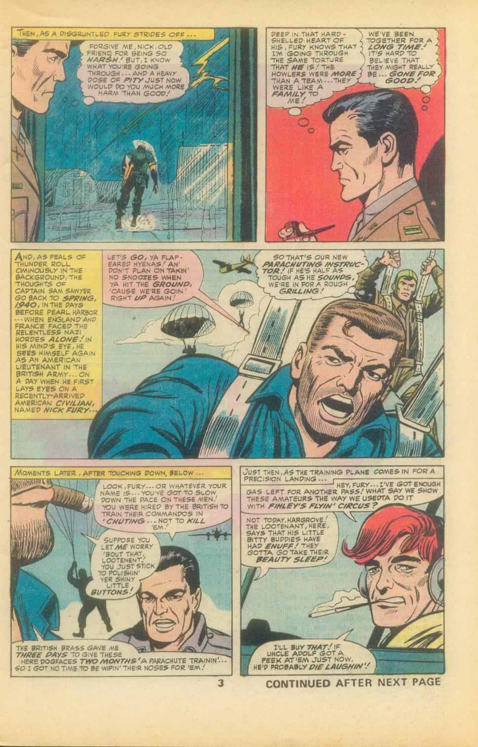 Read online Sgt. Fury comic -  Issue #136 - 5
