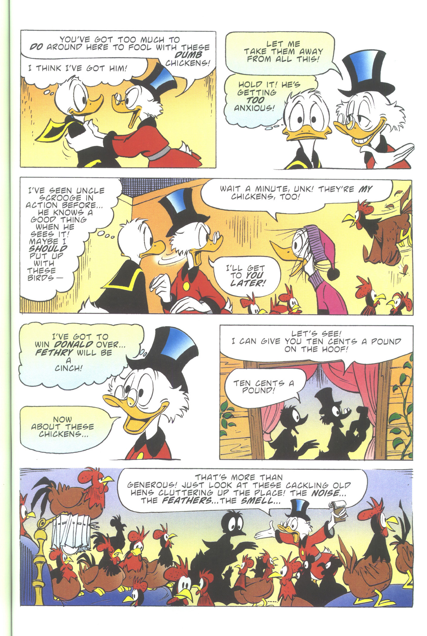 Read online Uncle Scrooge (1953) comic -  Issue #364 - 47