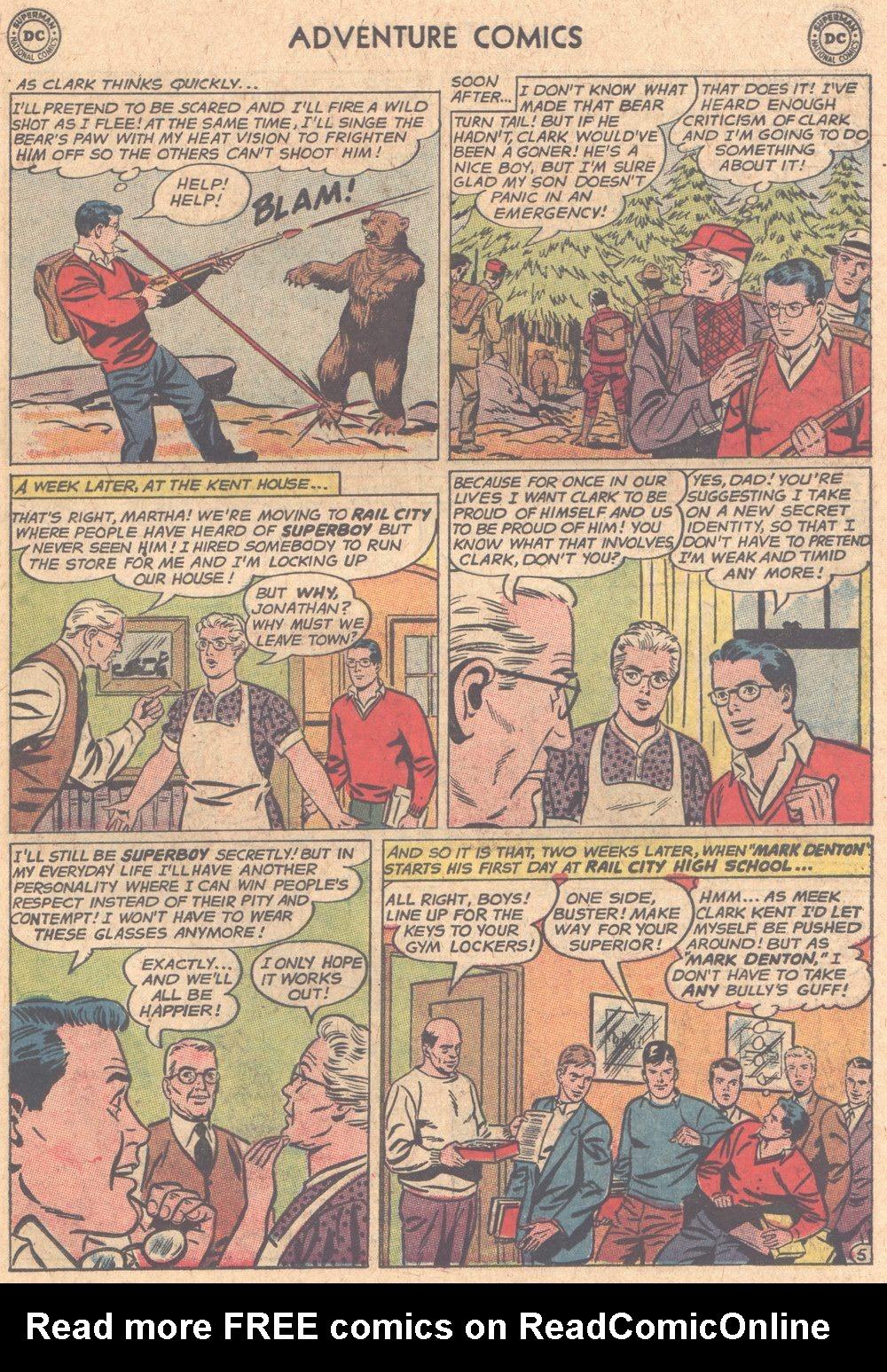 Read online Adventure Comics (1938) comic -  Issue #305 - 6