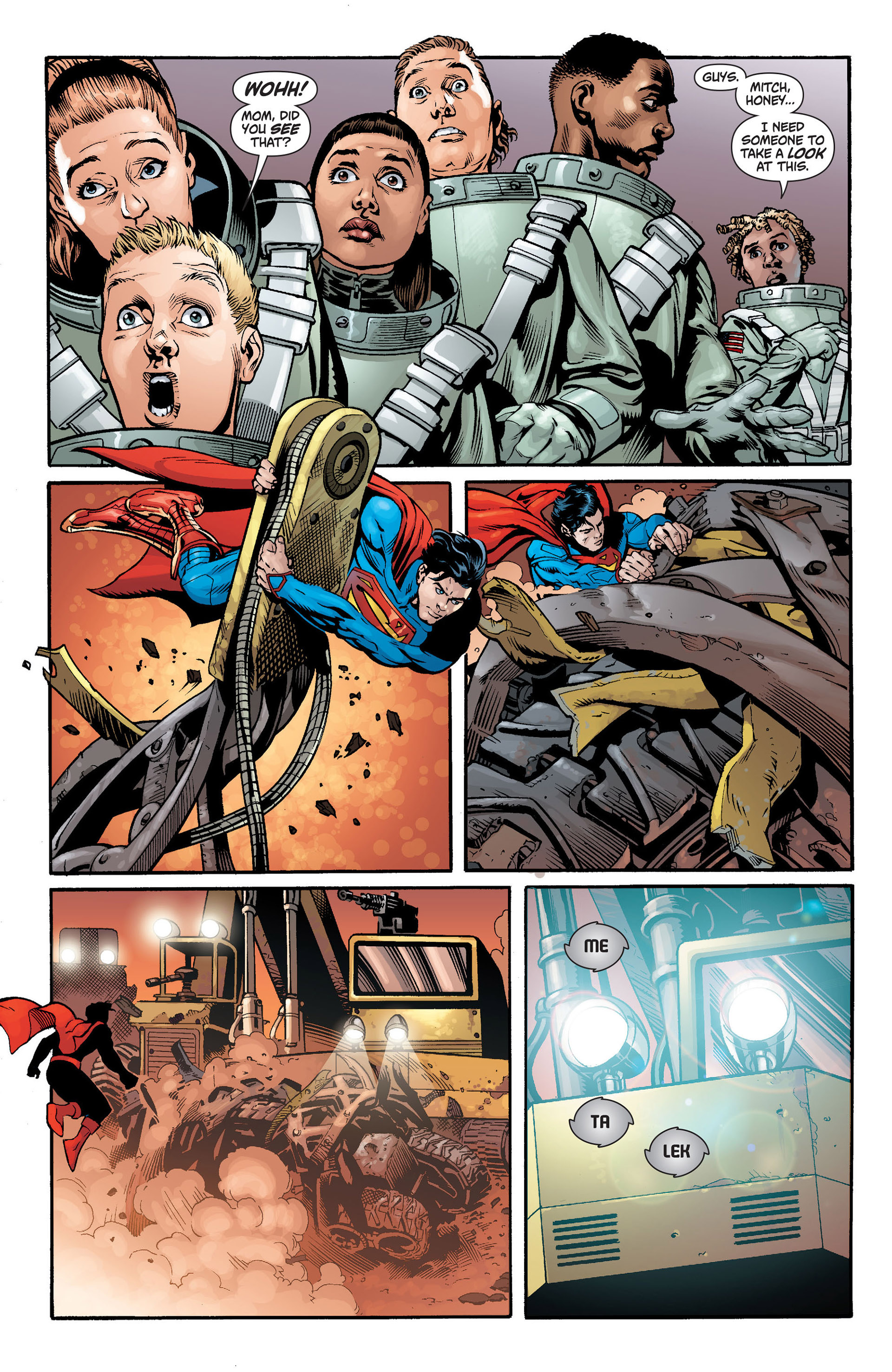 Read online Action Comics (2011) comic -  Issue #14 - 11