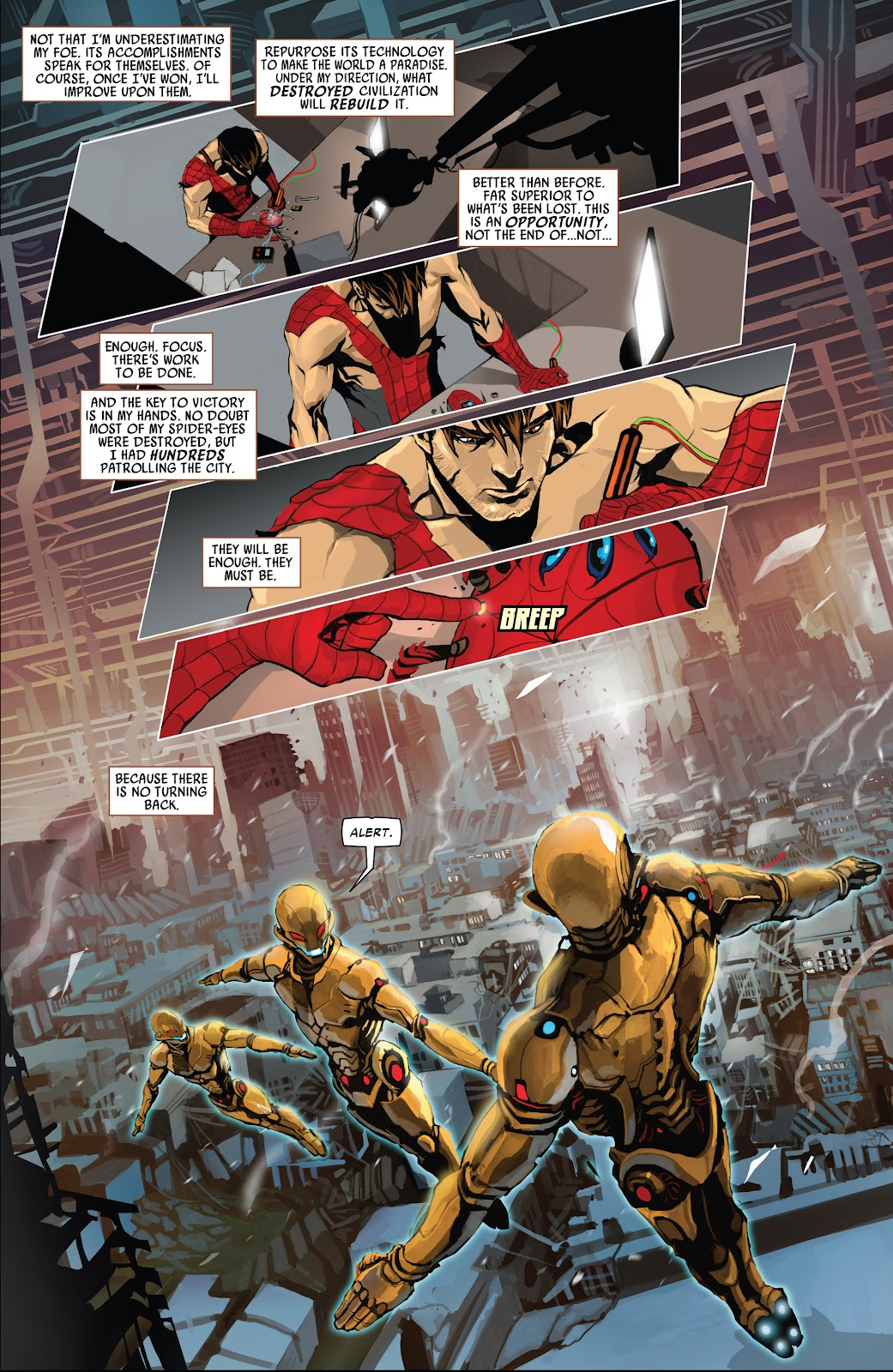 Read online Age of Ultron Companion comic -  Issue # TPB (Part 1) - 78