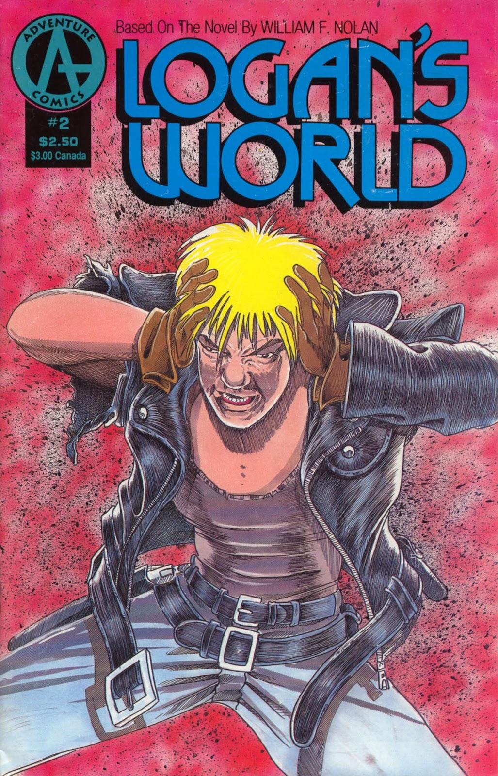 Logans World 2 Page 1
