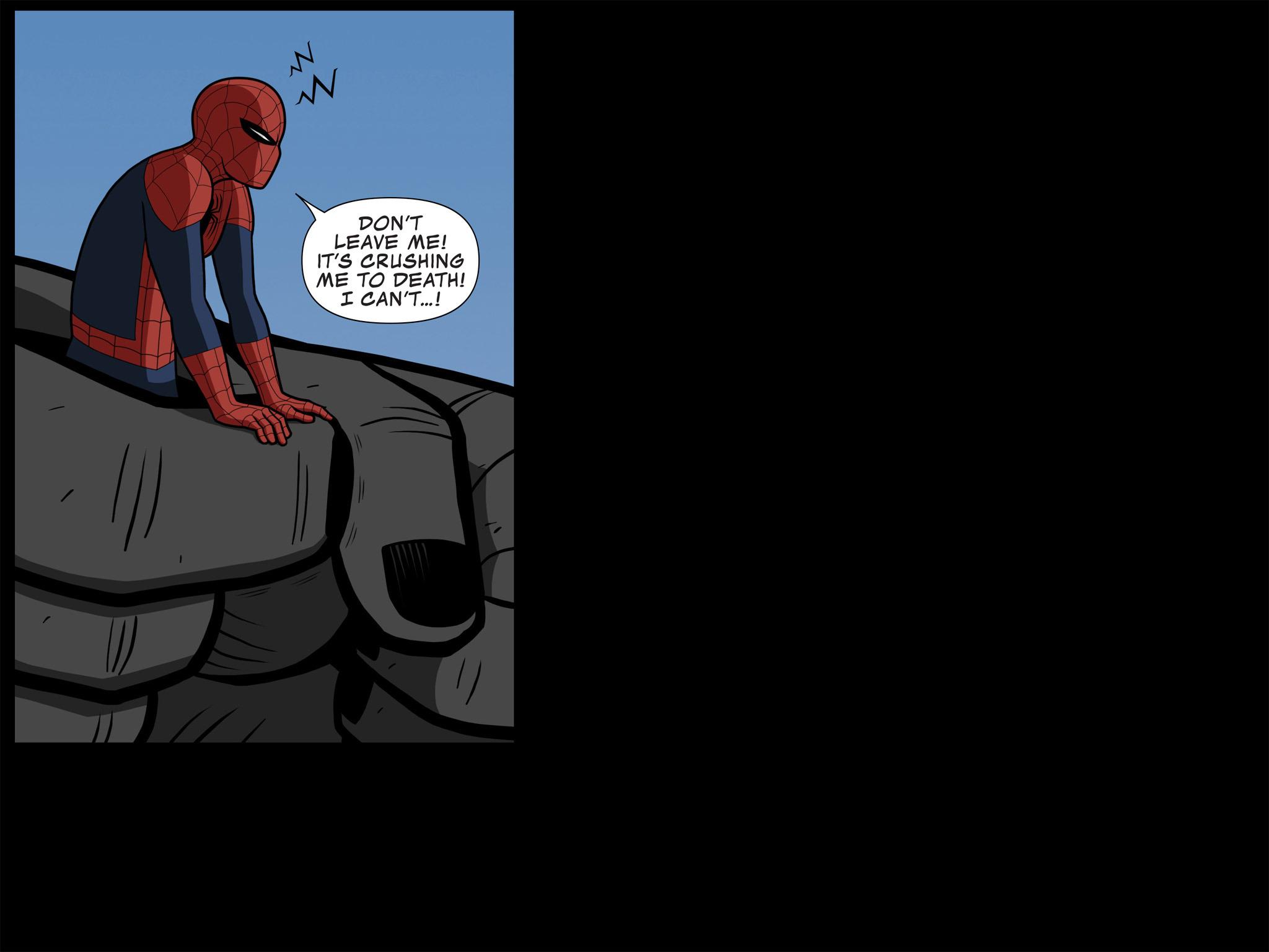 Read online Ultimate Spider-Man (Infinite Comics) (2015) comic -  Issue #10 - 30