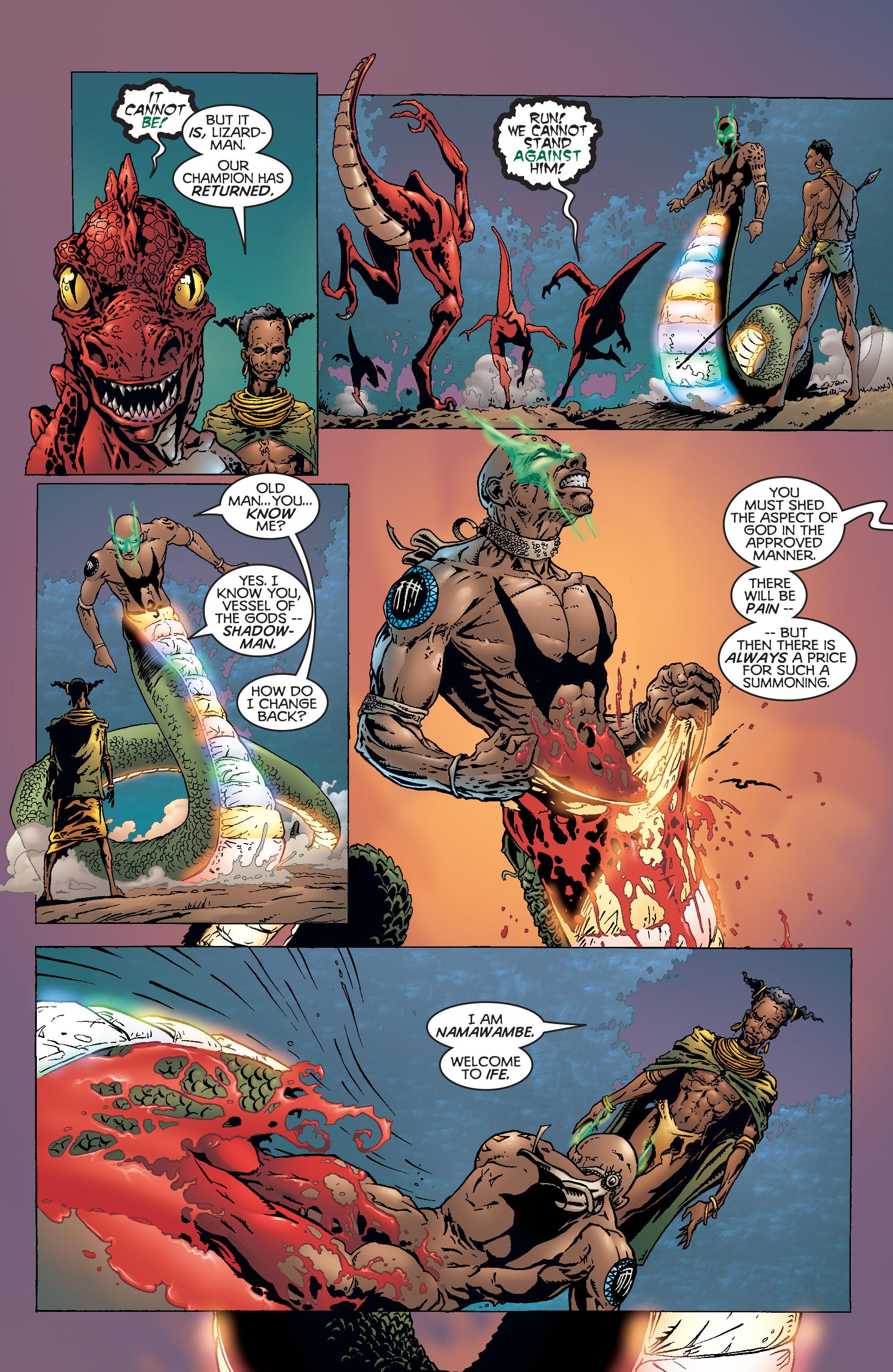 Read online Shadowman (1997) comic -  Issue #18 - 16