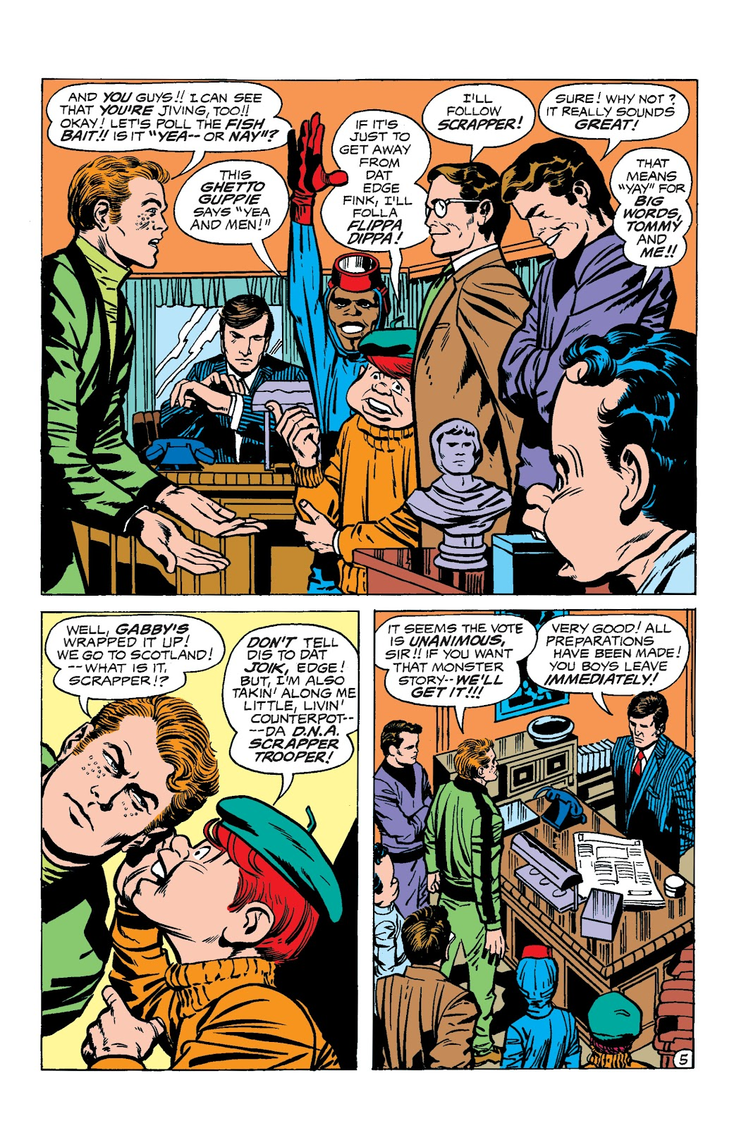 Read online Superman's Pal, Jimmy Olsen by Jack Kirby comic -  Issue # TPB (Part 3) - 44
