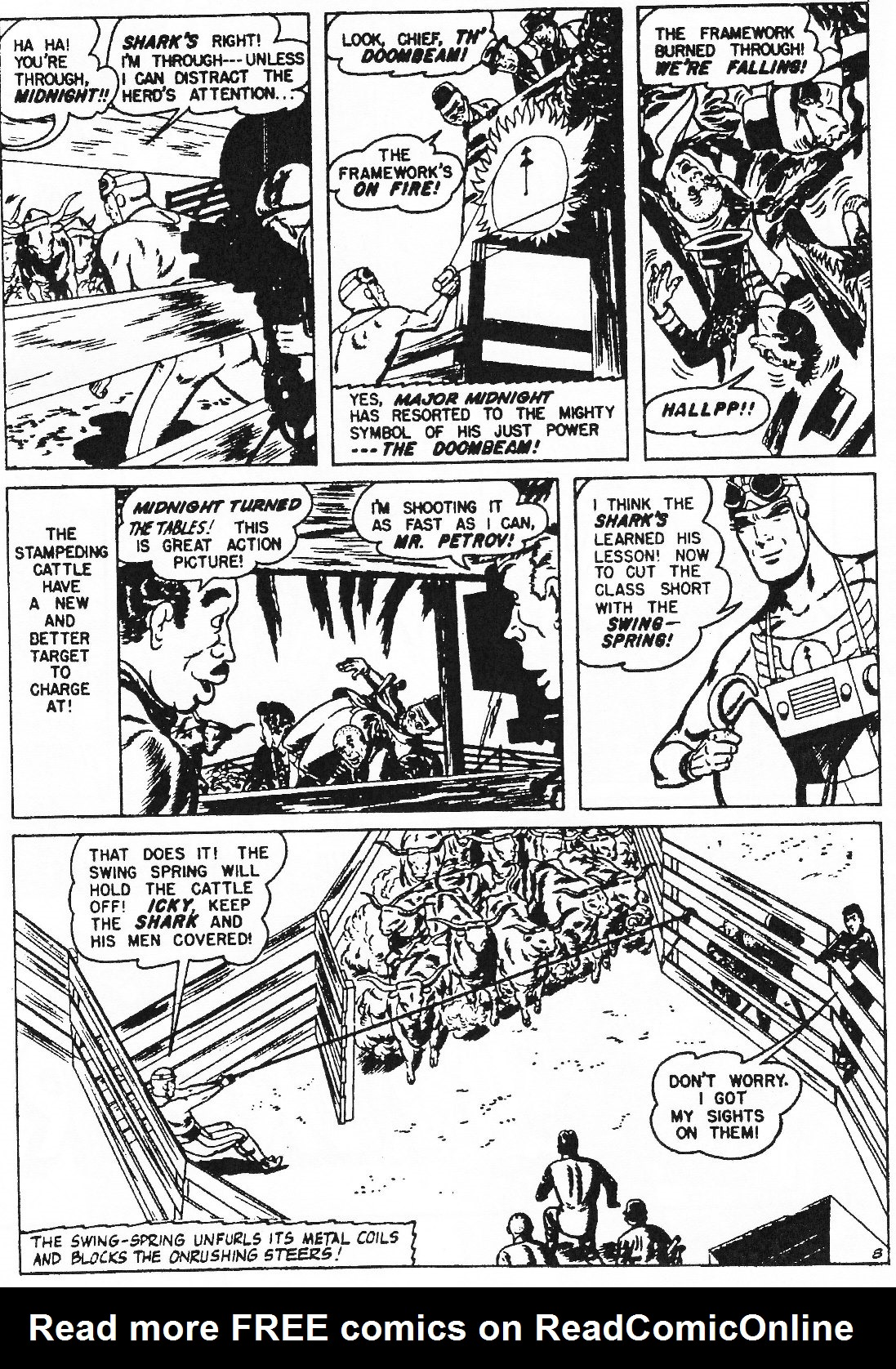 Read online Men of Mystery Comics comic -  Issue #75 - 65