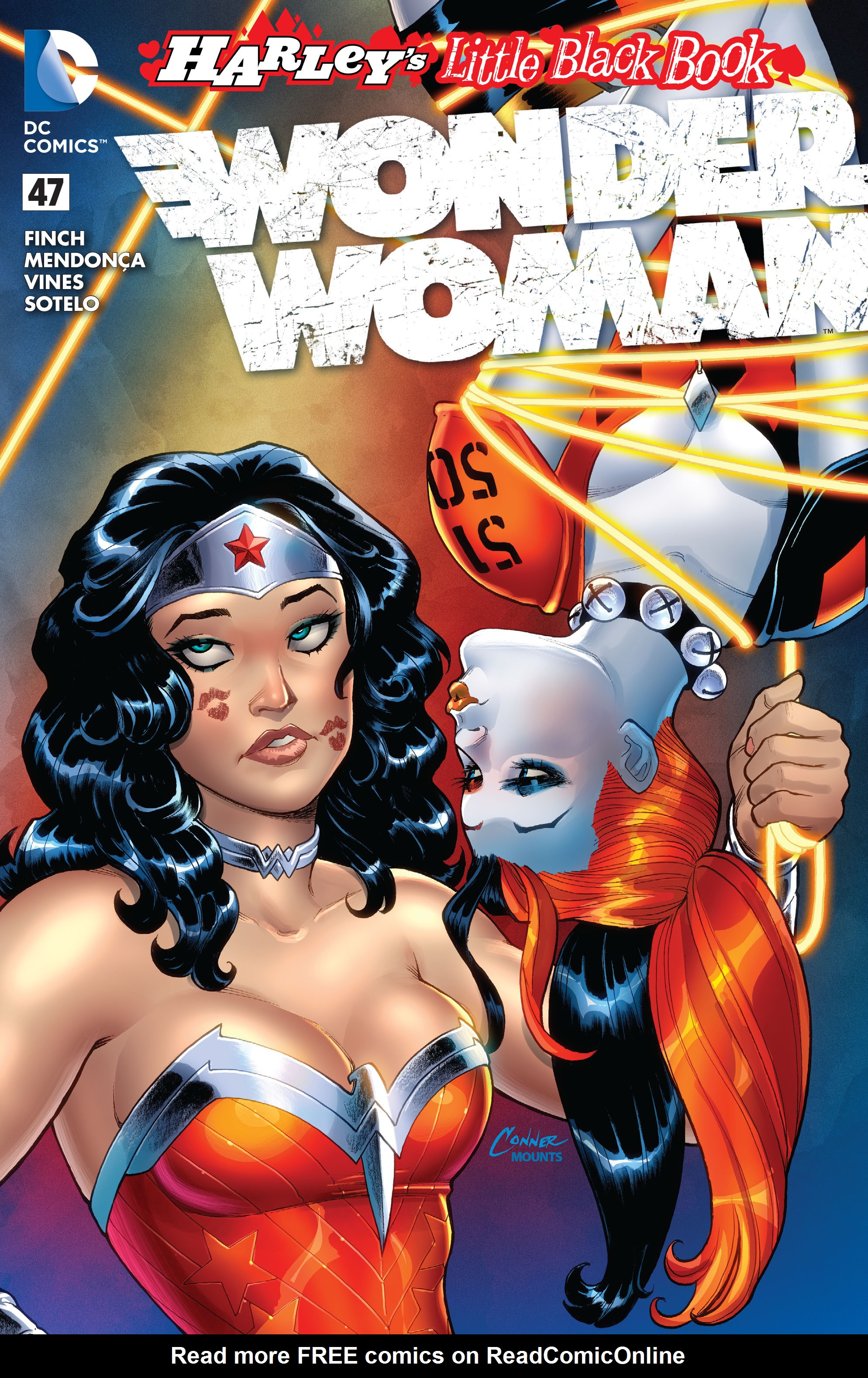 Read online Wonder Woman (2011) comic -  Issue #47 - 5