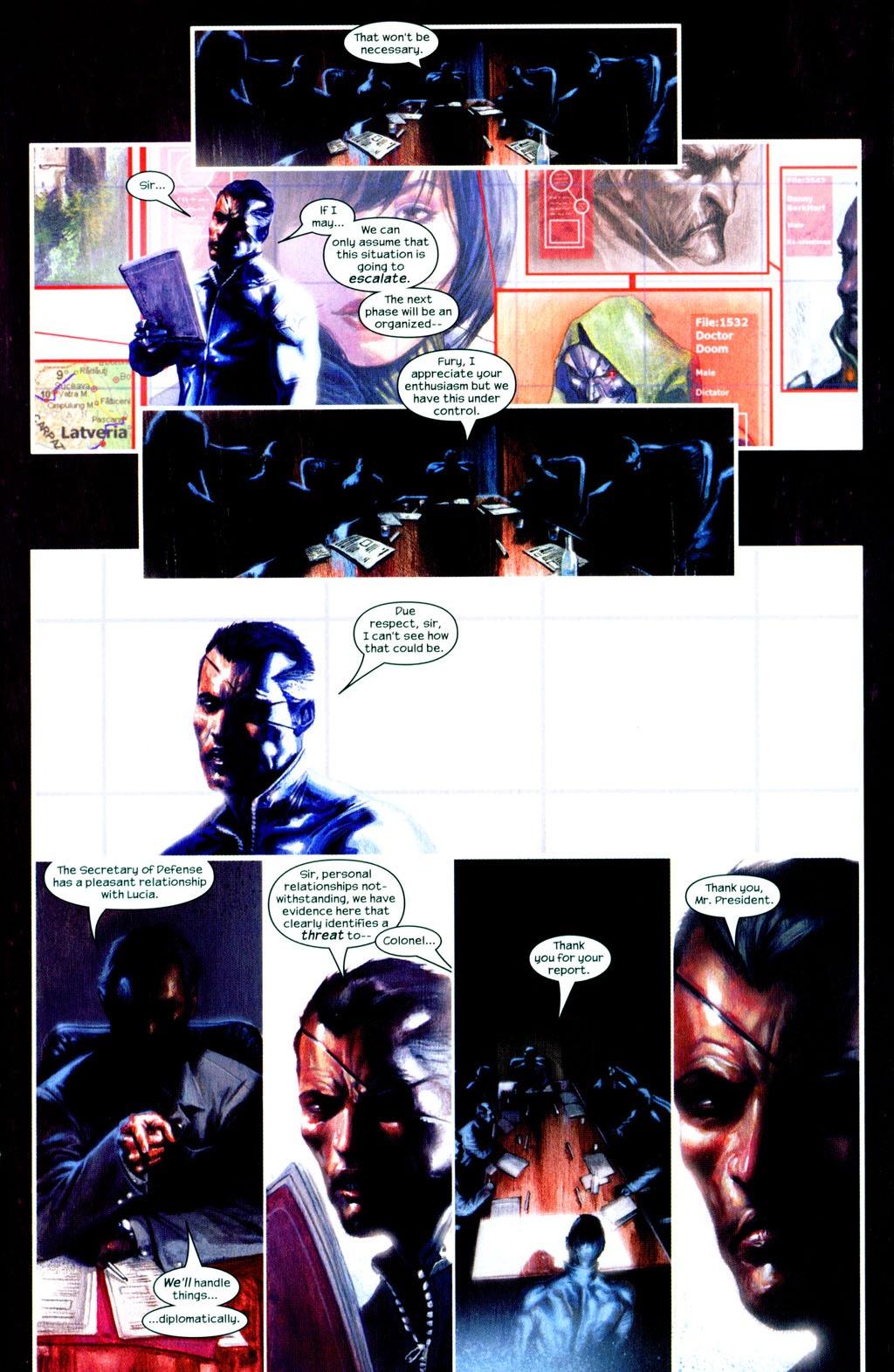 Read online Secret War comic -  Issue #1 - 23