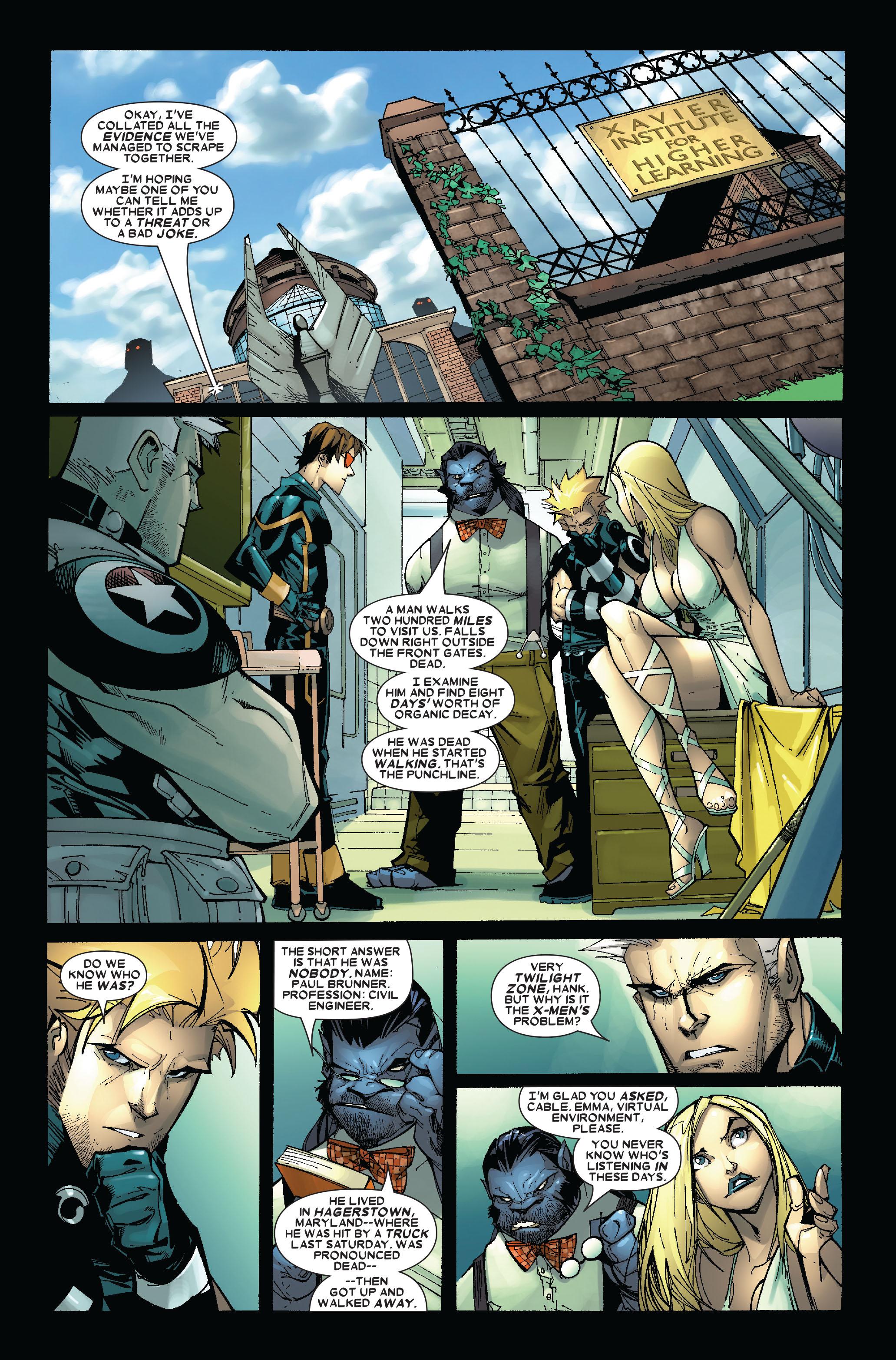 X-Men (1991) 194 Page 11
