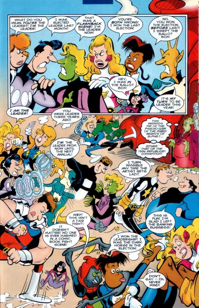 Read online Sergio Aragones Destroys DC comic -  Issue # Full - 28