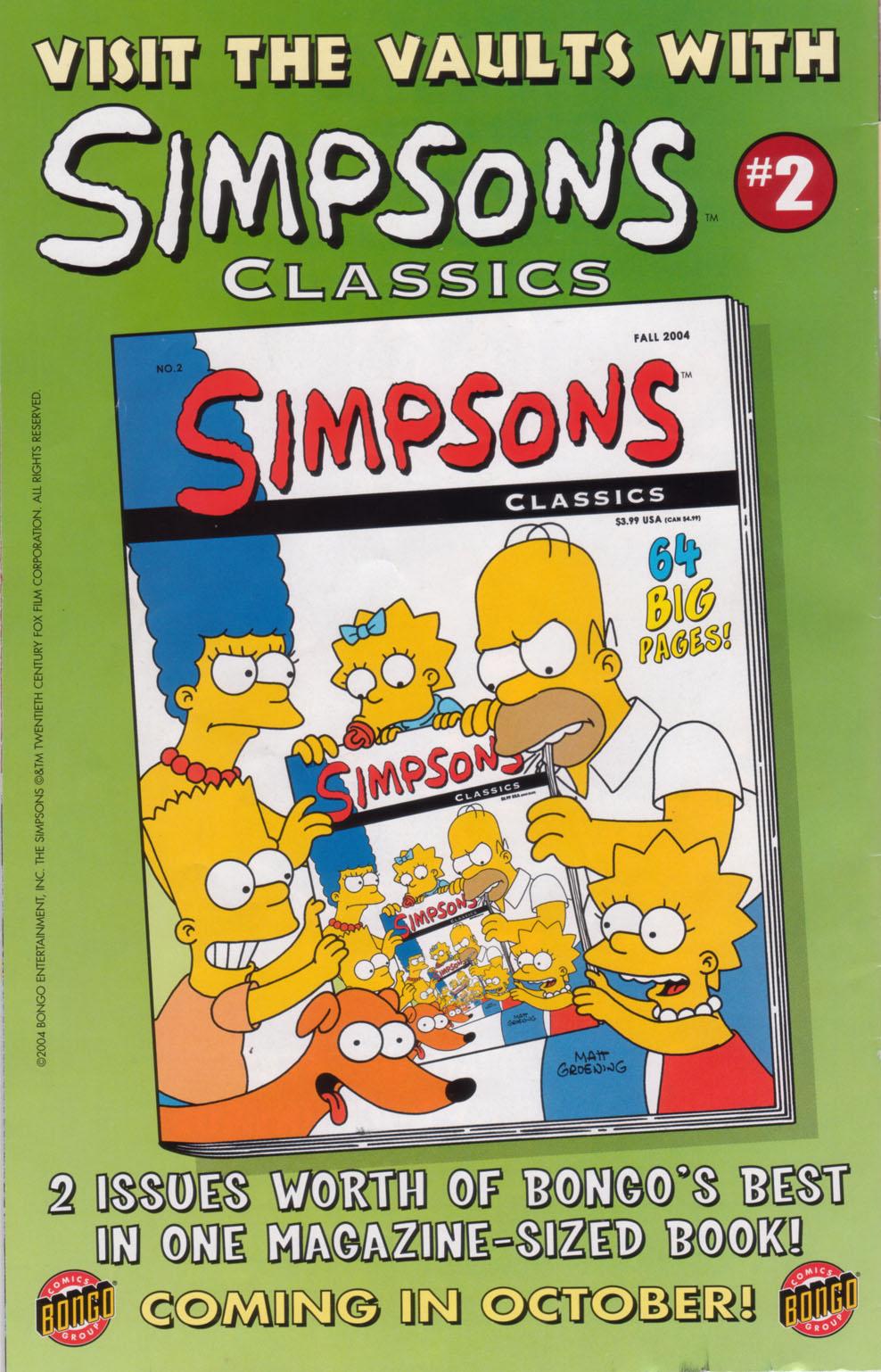 Read online Simpsons Comics Presents Bart Simpson comic -  Issue #20 - 31