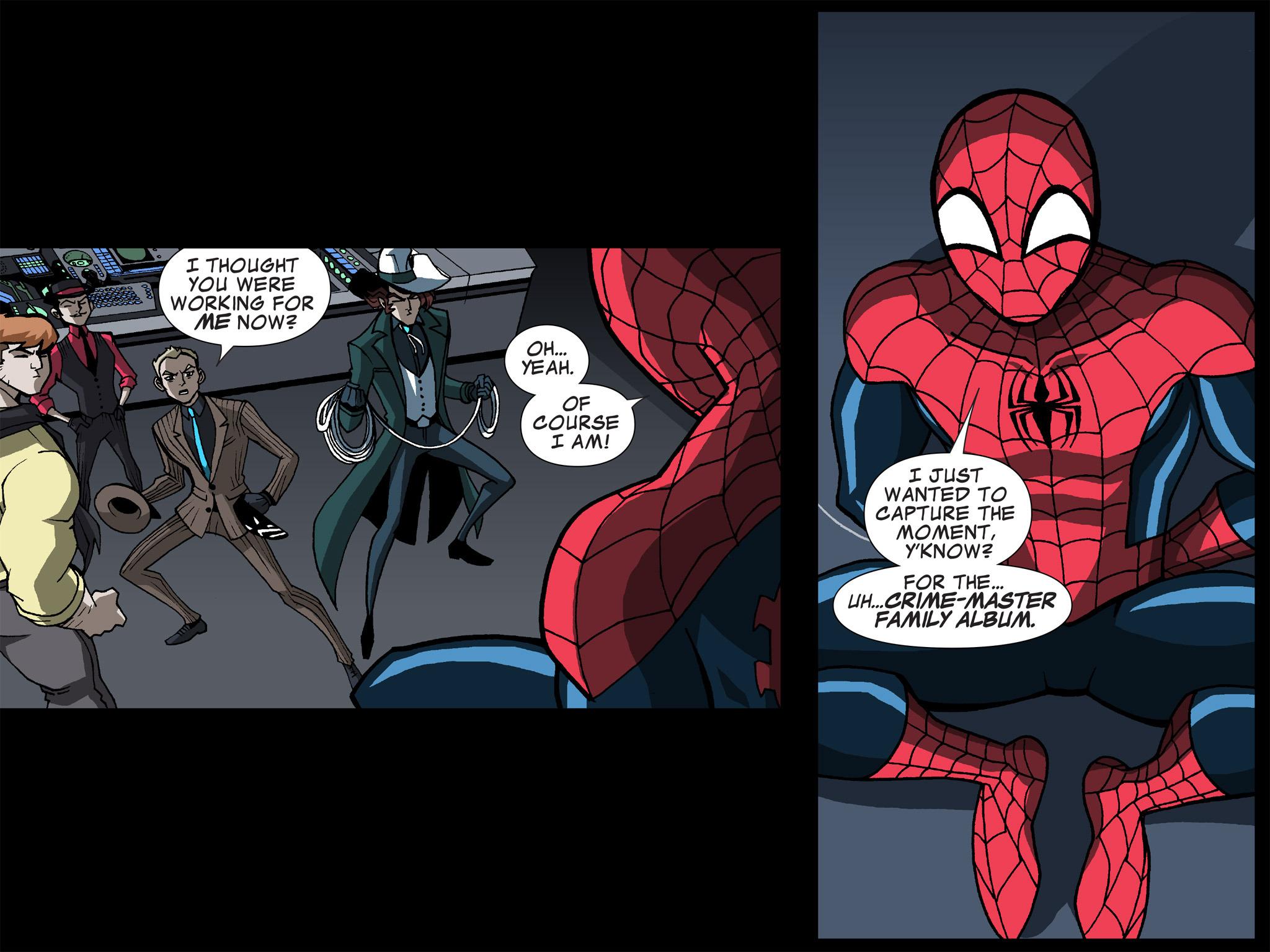 Read online Ultimate Spider-Man (Infinite Comics) (2015) comic -  Issue #19 - 10