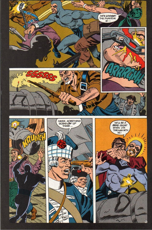 Read online The Phantom (1988) comic -  Issue #3 - 5