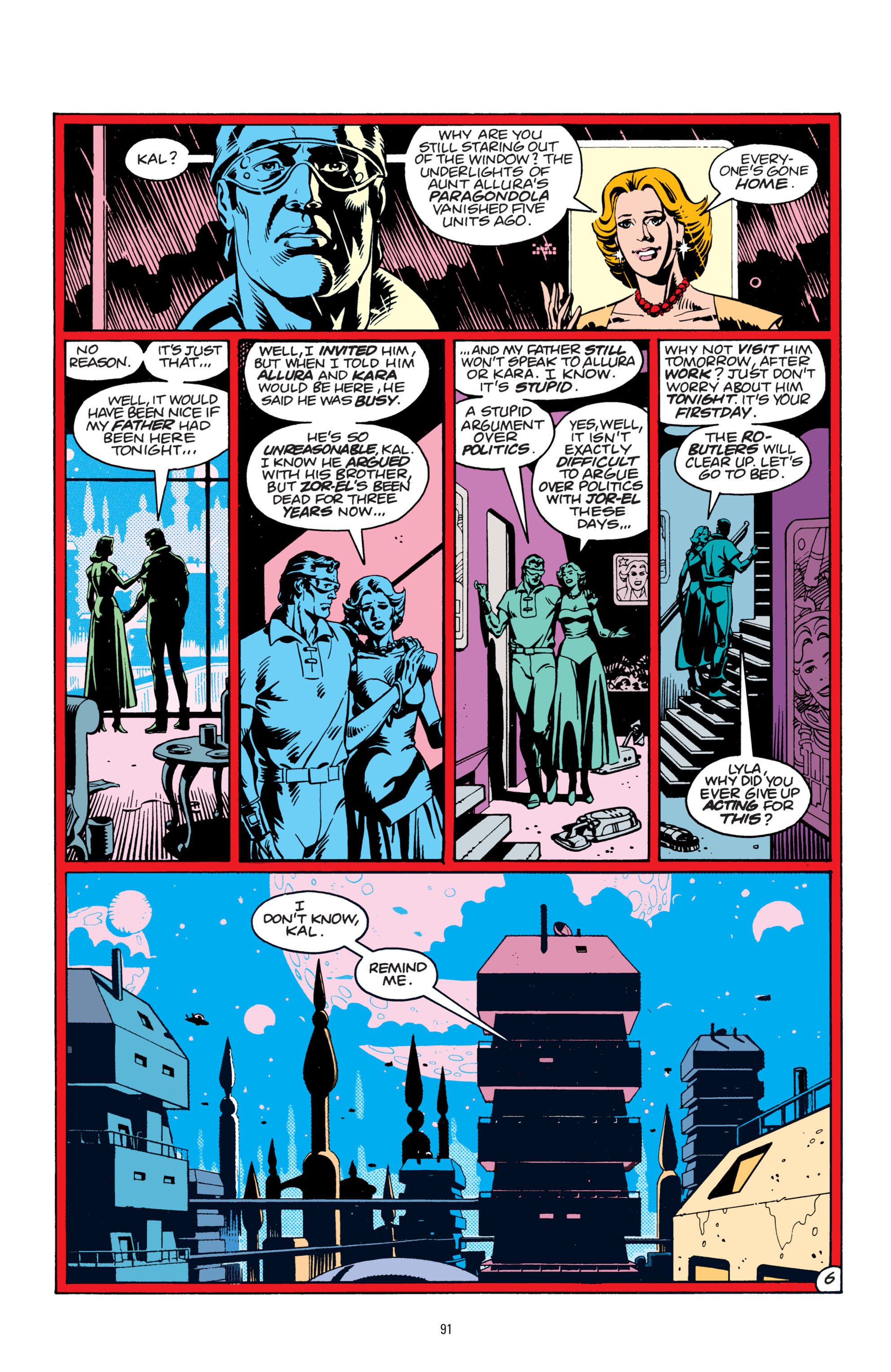 Read online Superman: Whatever Happened to the Man of Tomorrow? comic -  Issue # TPB - 90