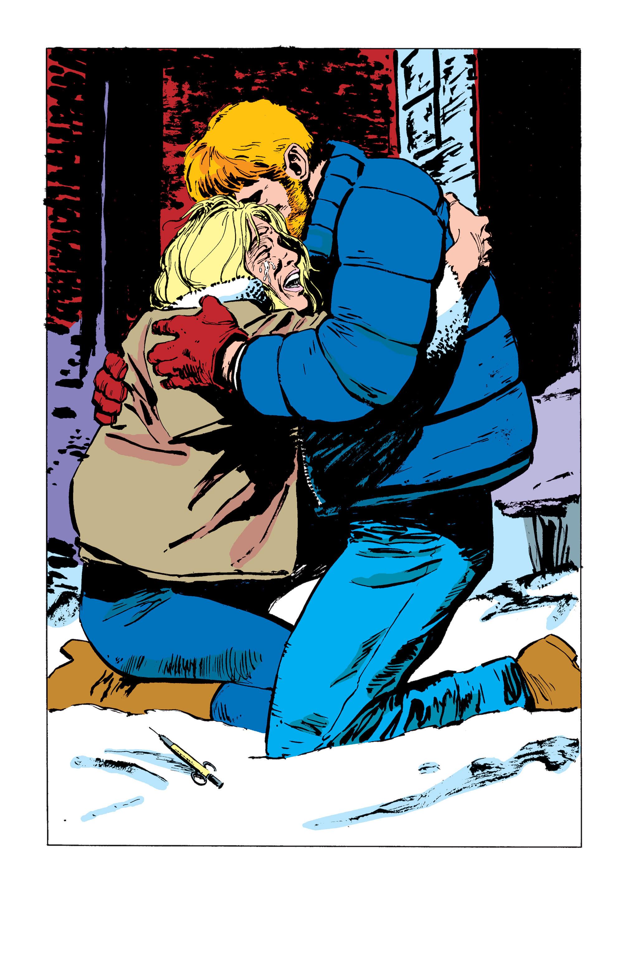 Read online Daredevil: Born Again comic -  Issue # Full - 144