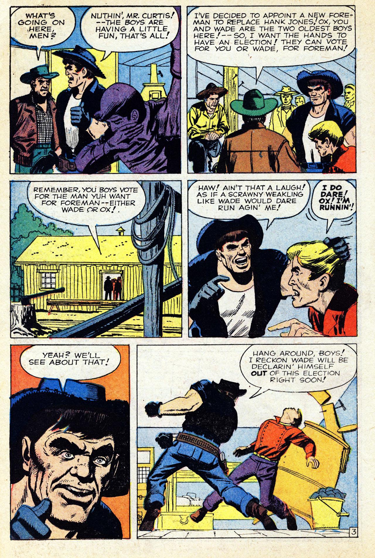 Read online Two-Gun Kid comic -  Issue #52 - 22