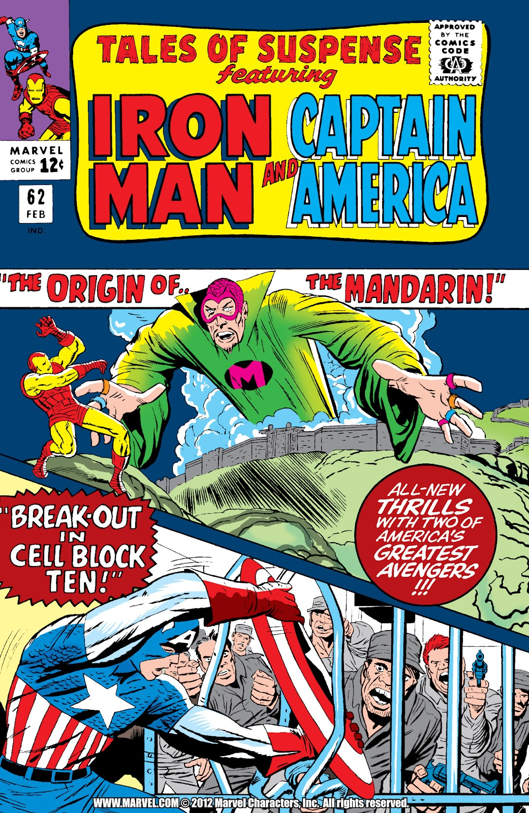 Read online Marvel Masterworks: The Invincible Iron Man comic -  Issue # TPB 2 (Part 2) - 85
