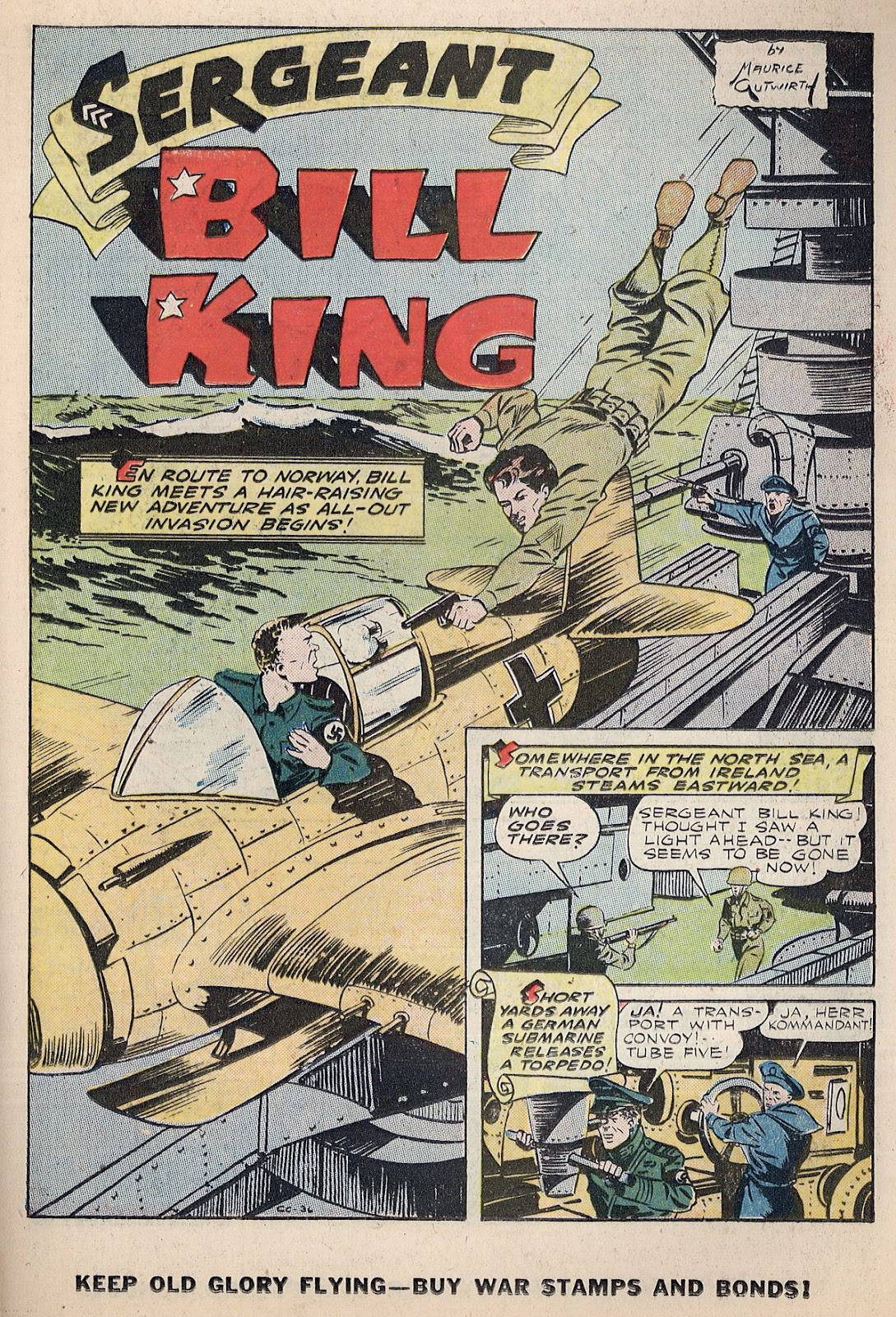 Exciting Comics (1940) issue 38 - Page 27
