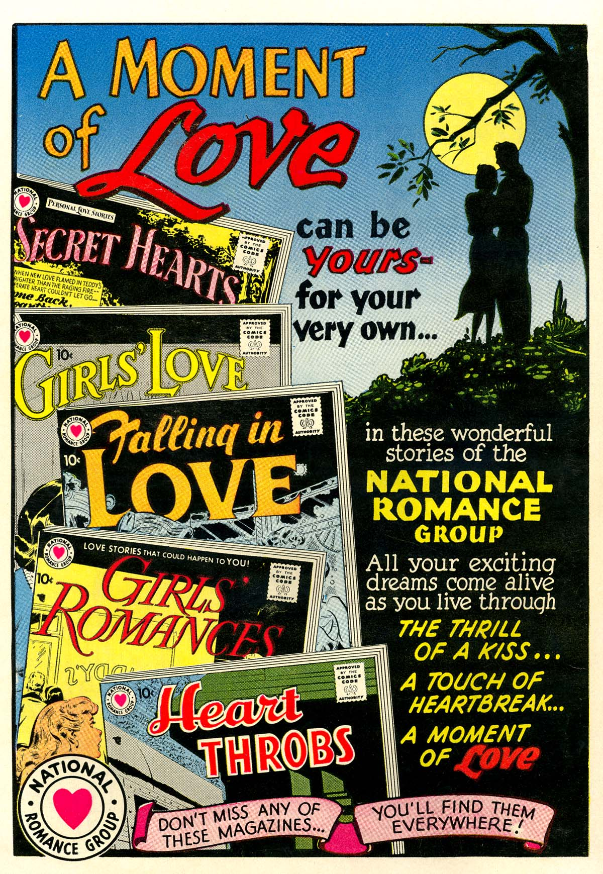 Read online Secret Hearts comic -  Issue #52 - 36